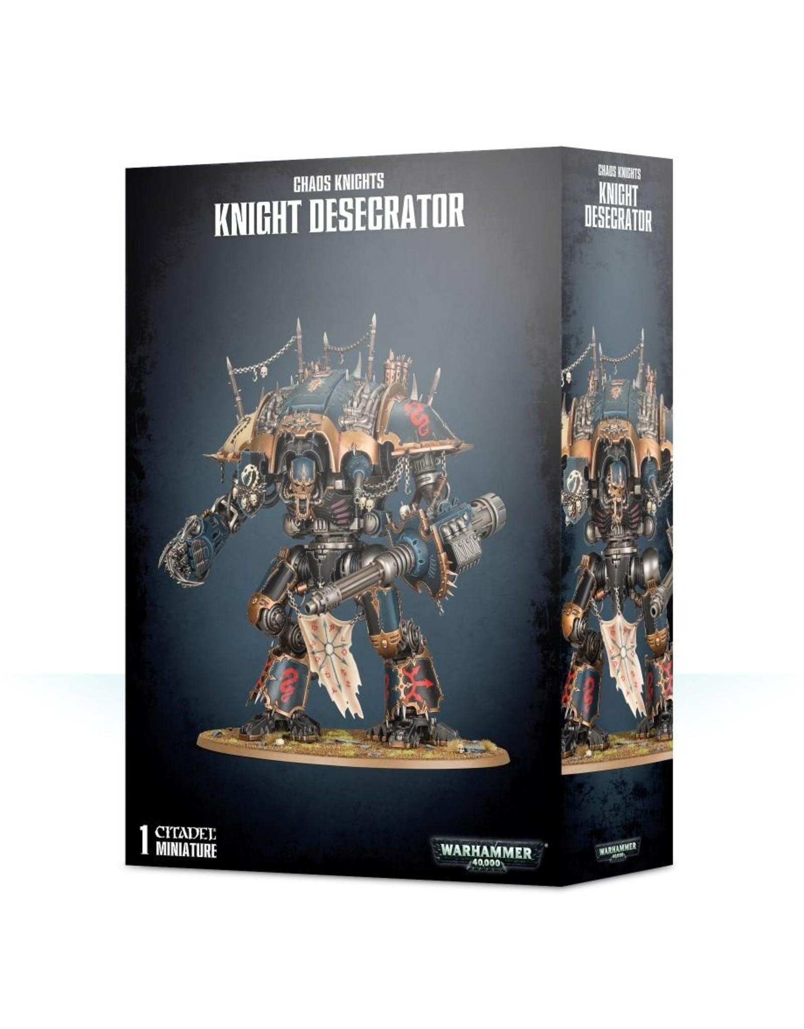 Warhammer 40K: Knight Desecrator