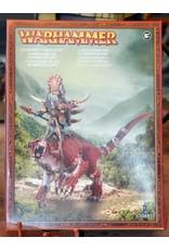 Warhammer Fantasy: Lizardmen Carnosaur