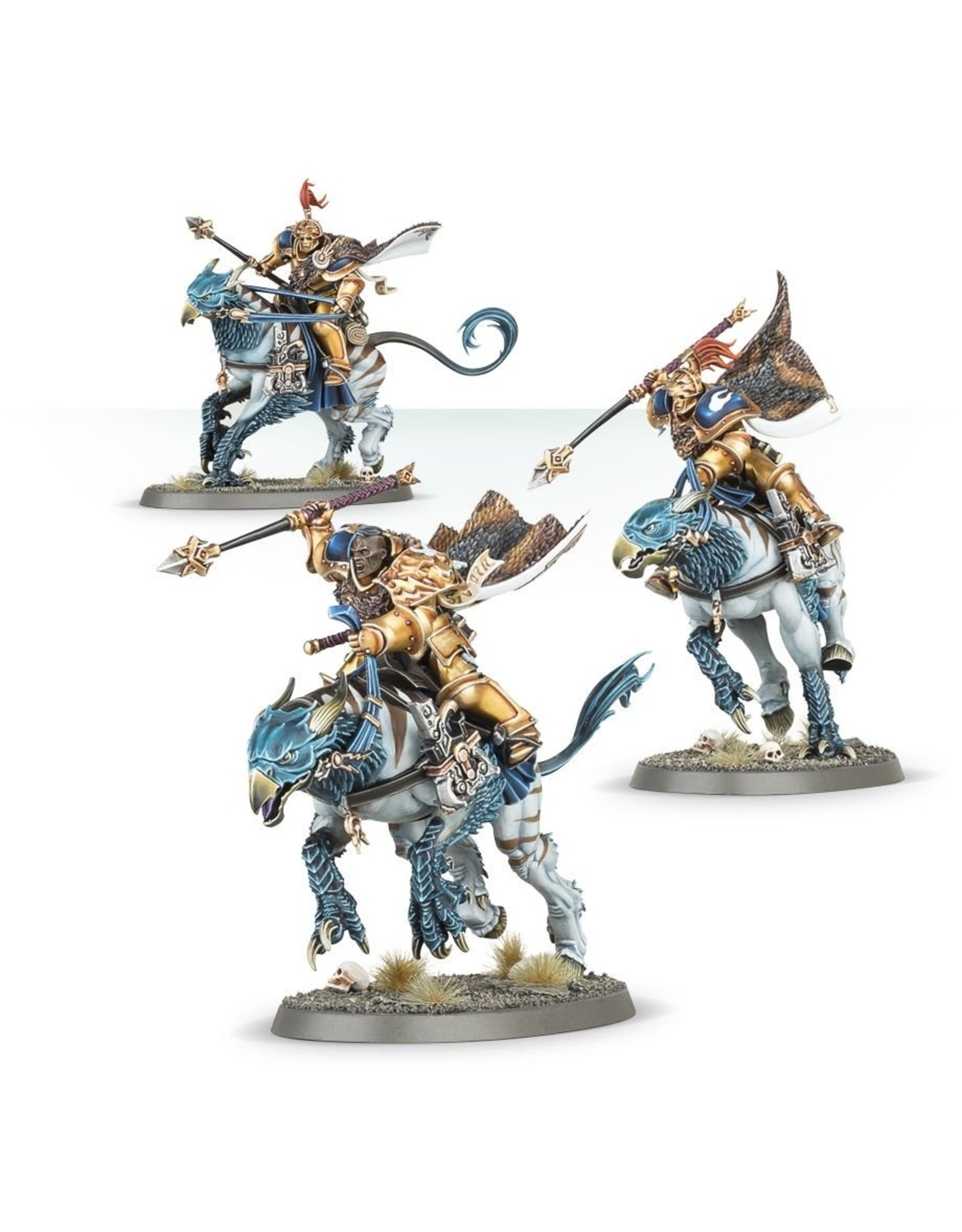 Warhammer Age of Sigmar: Stormcast Eternals Vanguard-Palladors