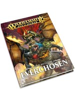 Warhammer Age of Sigmar: Chaos Battletome - Everchosen Hardcover