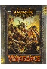 Warmachine: ''VENGEANCE'' - SOFTCOVER BOOK