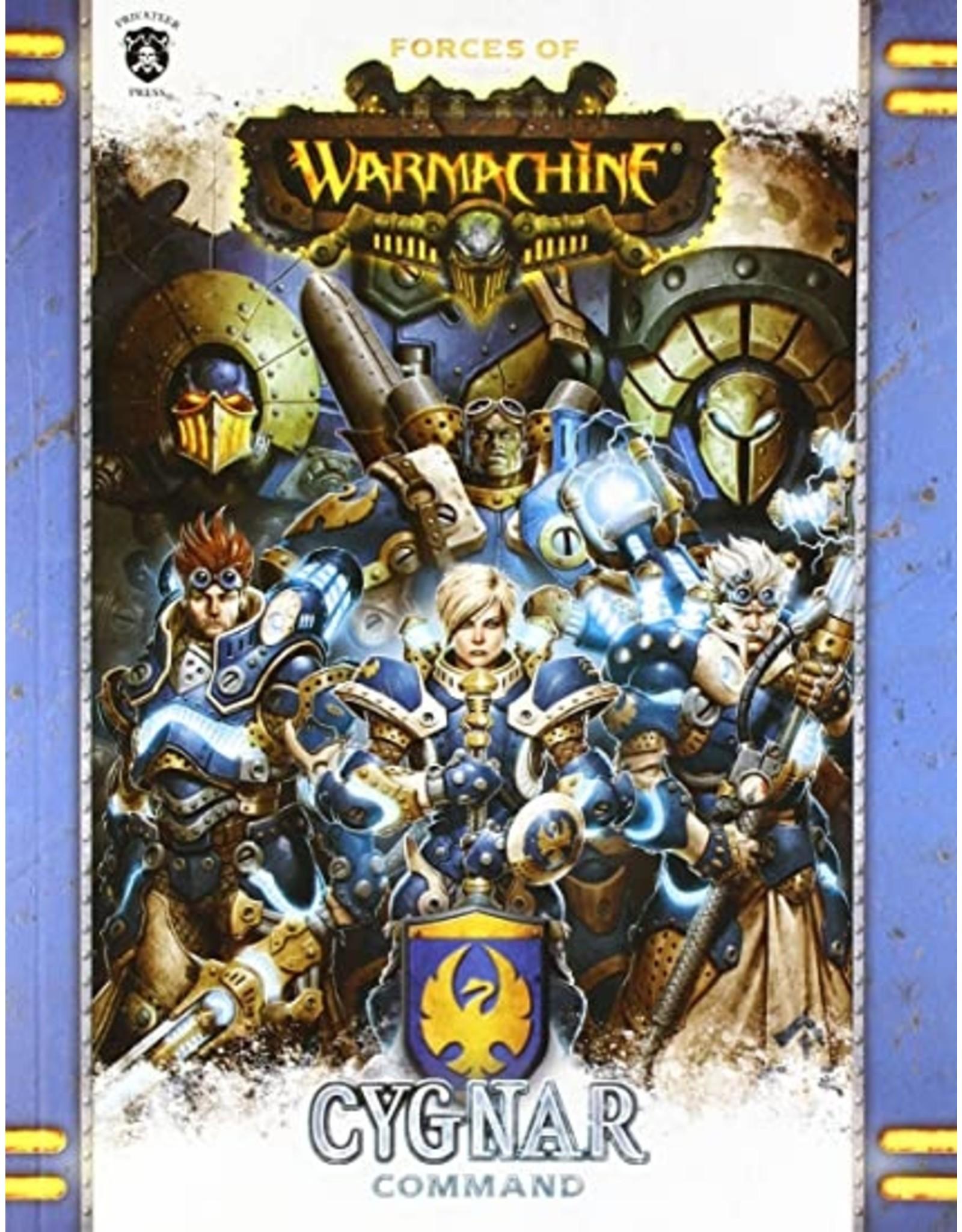 Warmachine: Cygnar Command (SC)