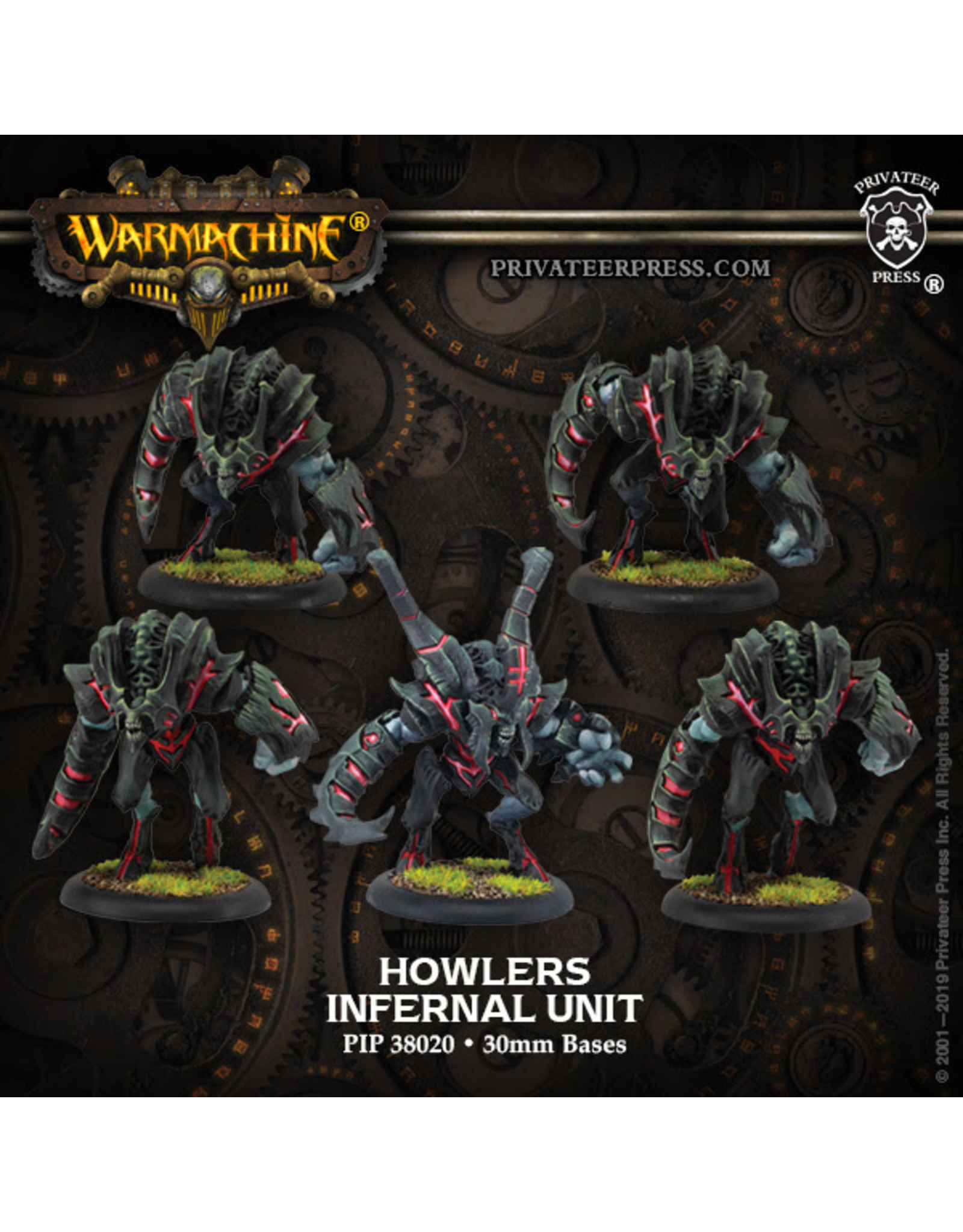 Warmachine: Infernal Howlers