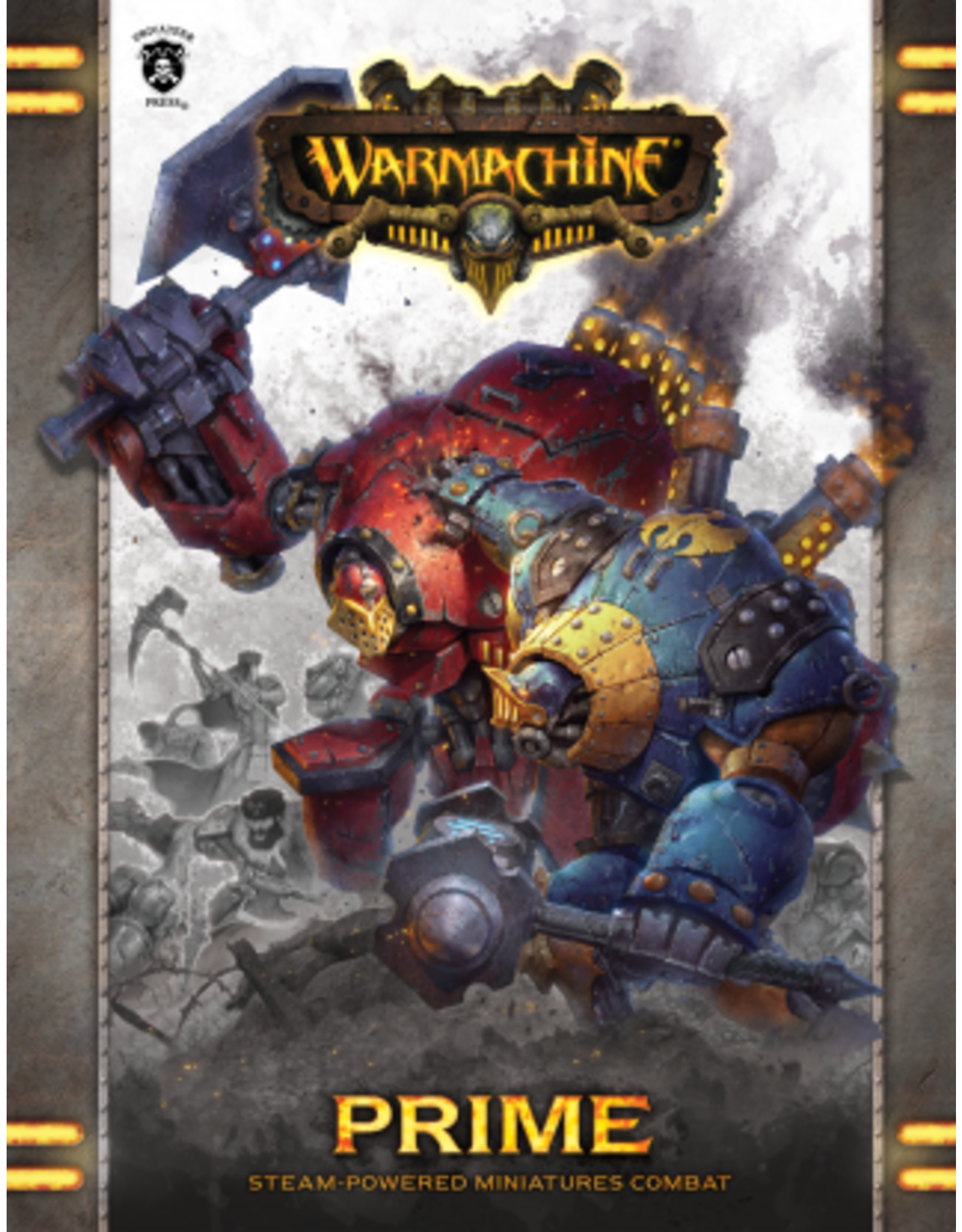 Warmachine: Prime (Hardcover)