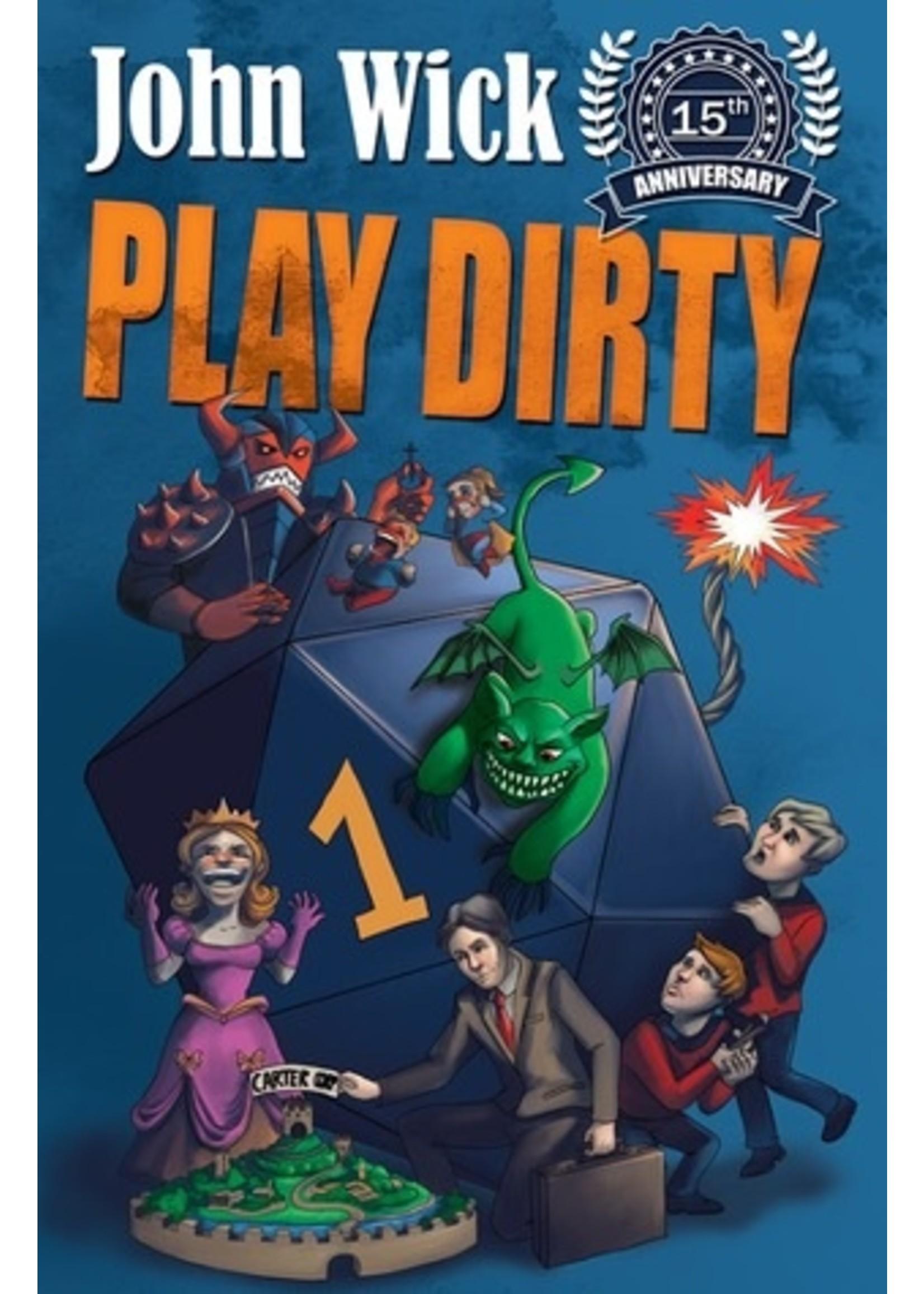 Play Dirty by John Wick Book