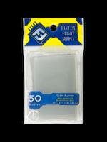 Card Sleeves Mini American Board Game Sleeves (50) (Yellow)