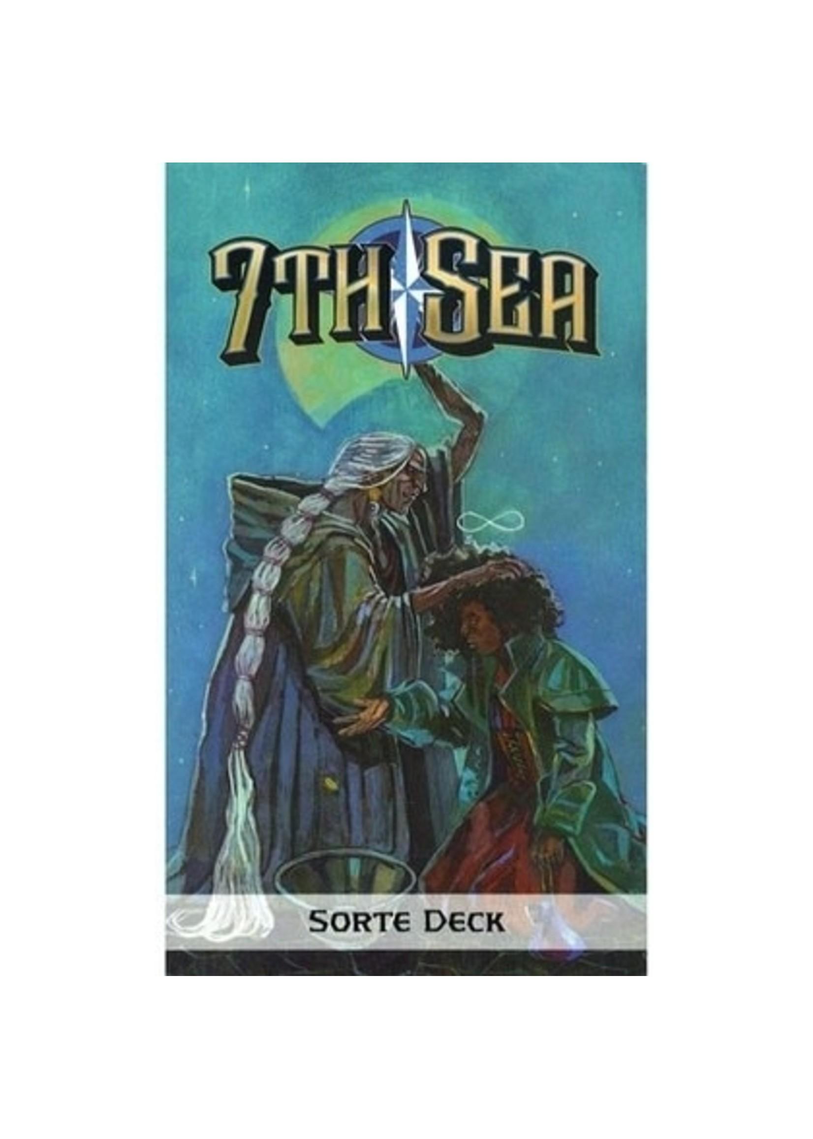 7th Sea RPG: 2nd Edition - Sorte Deck