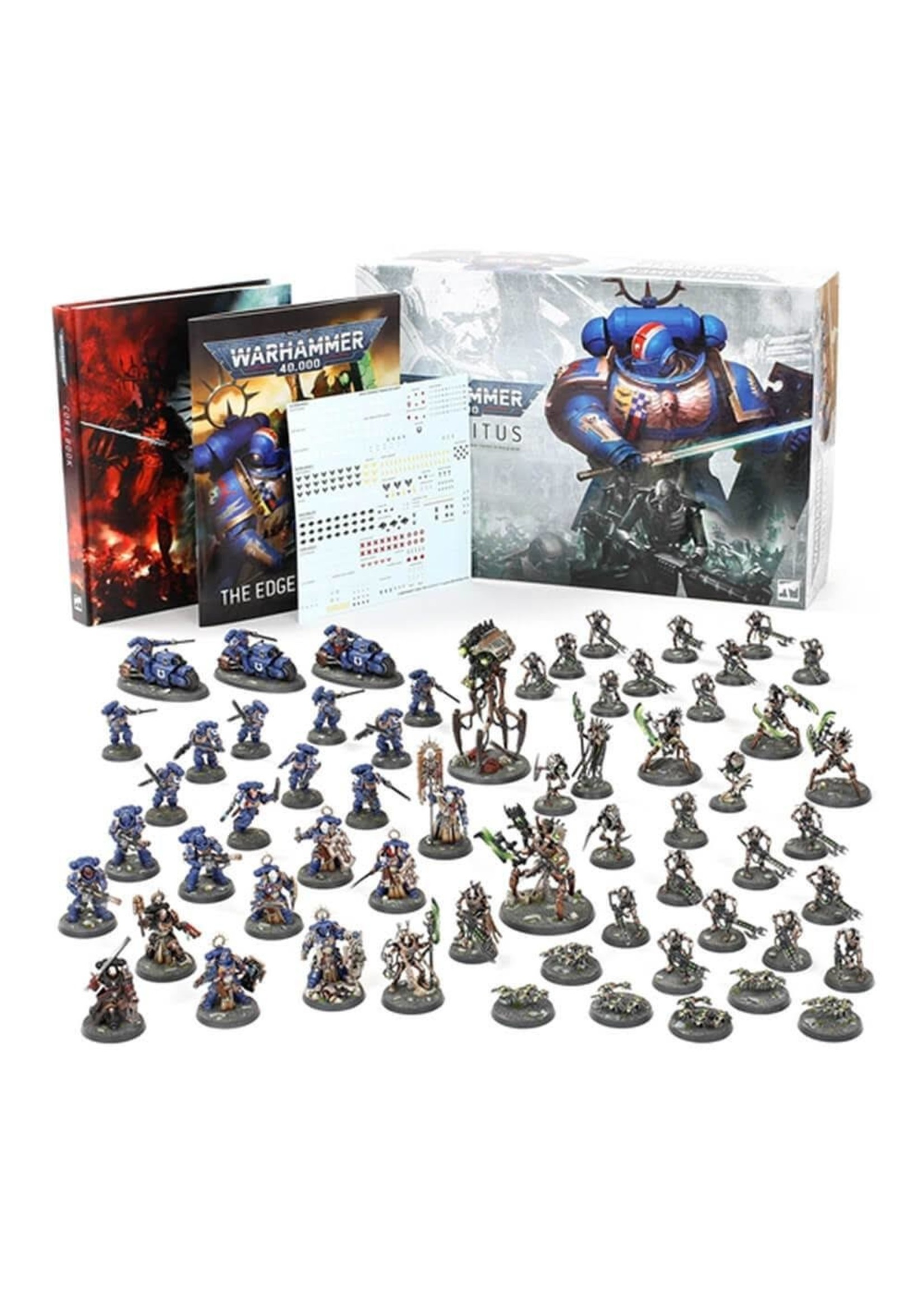 Warhammer 40K: Indomitus Box Set