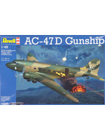 Model Kit: AC-47D Gunship 1/48