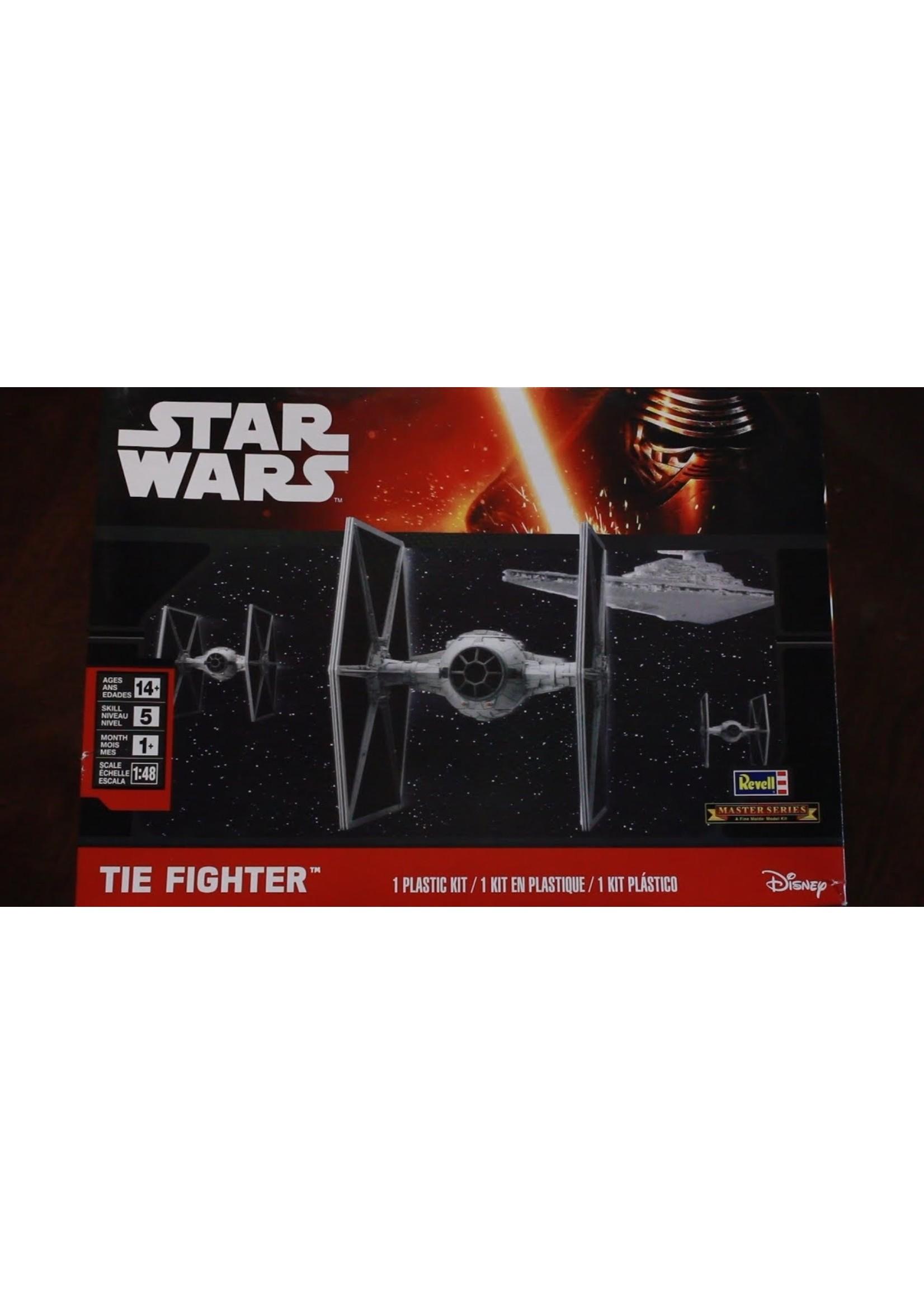 Model Kit: TIE Fighter 1/48