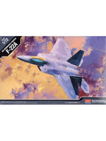 Model Kit: F-22A Raptor 1/72