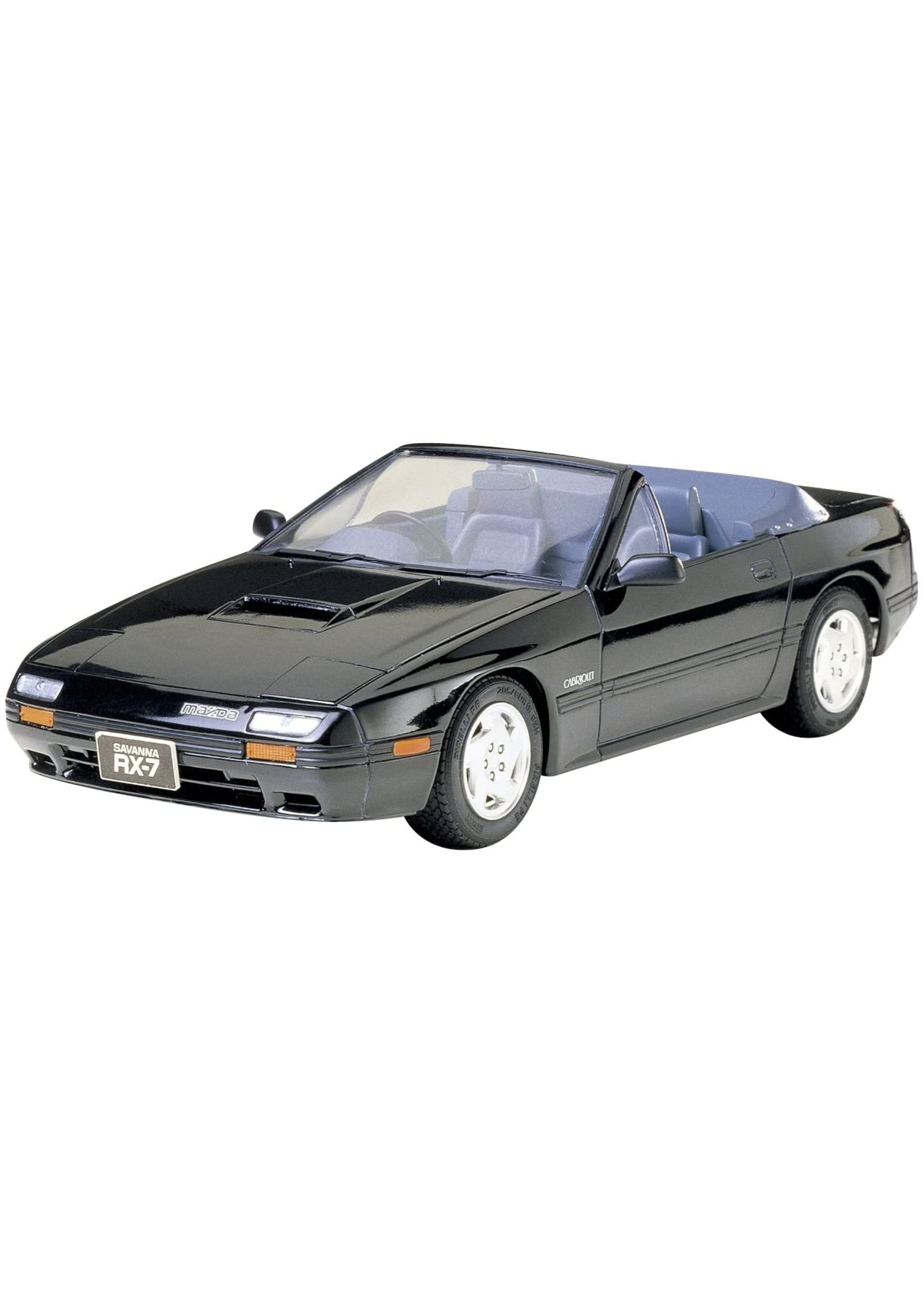 Model Kit: Mazda Savanna RX-7 Cabriolet 1/24