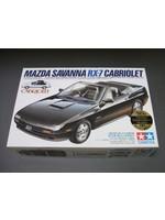 Model Kit: Mazda Savanna RX-7 Cabriolet 1/24