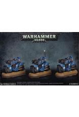 Warhammer 40K: Space Marine Bike Squad