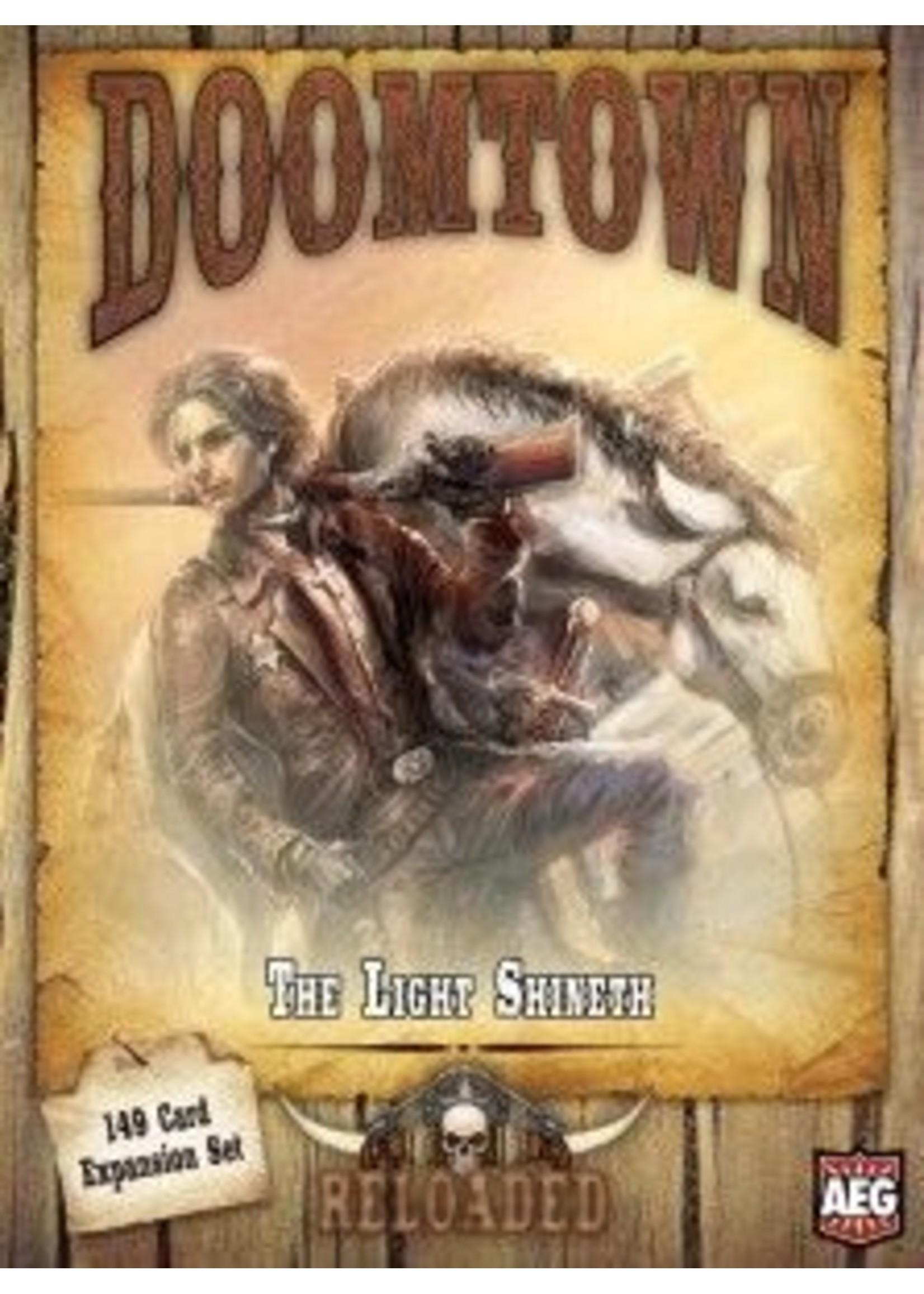 Doomtown: ECG Expansion Pine Box 2 - The Light Shineth