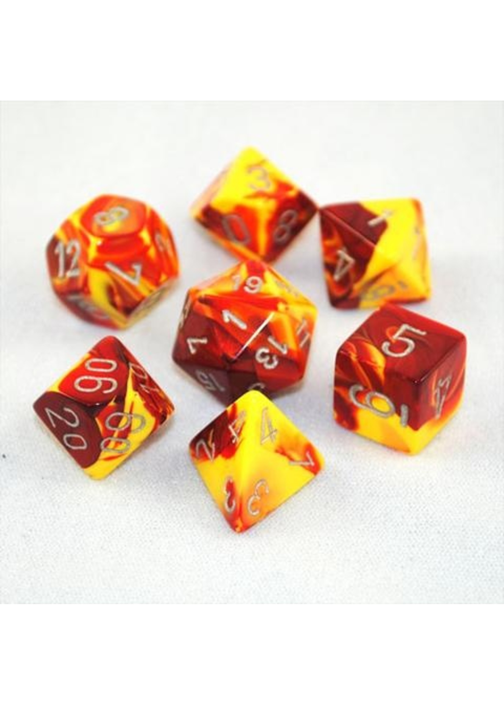 Gemini 5: Poly Red Yellow/Silver (7)