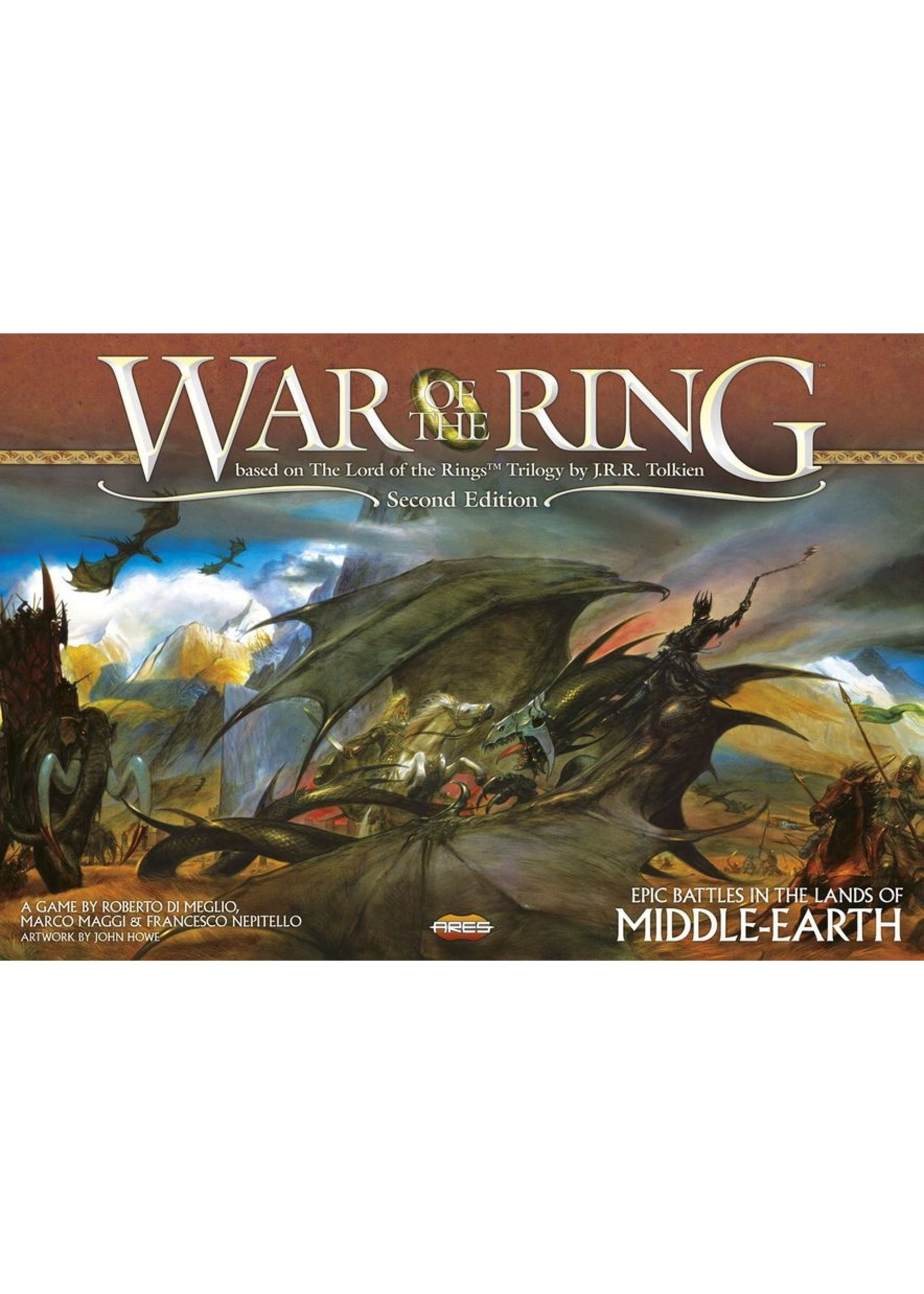 War of the Ring War of the Ring: 2nd Edition