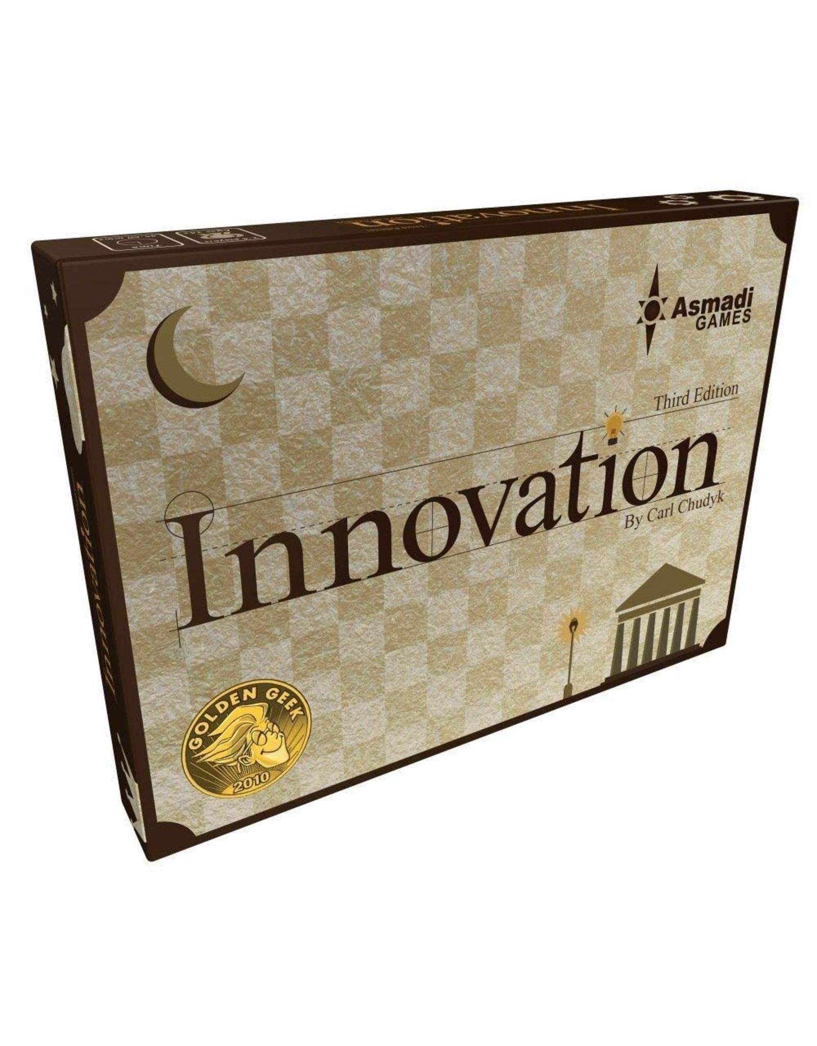 Innovation: Third Edition
