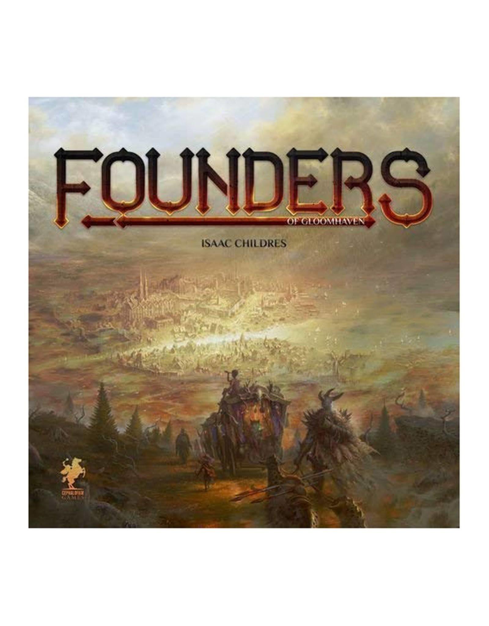 Gloomhaven: Founders of Gloomhaven