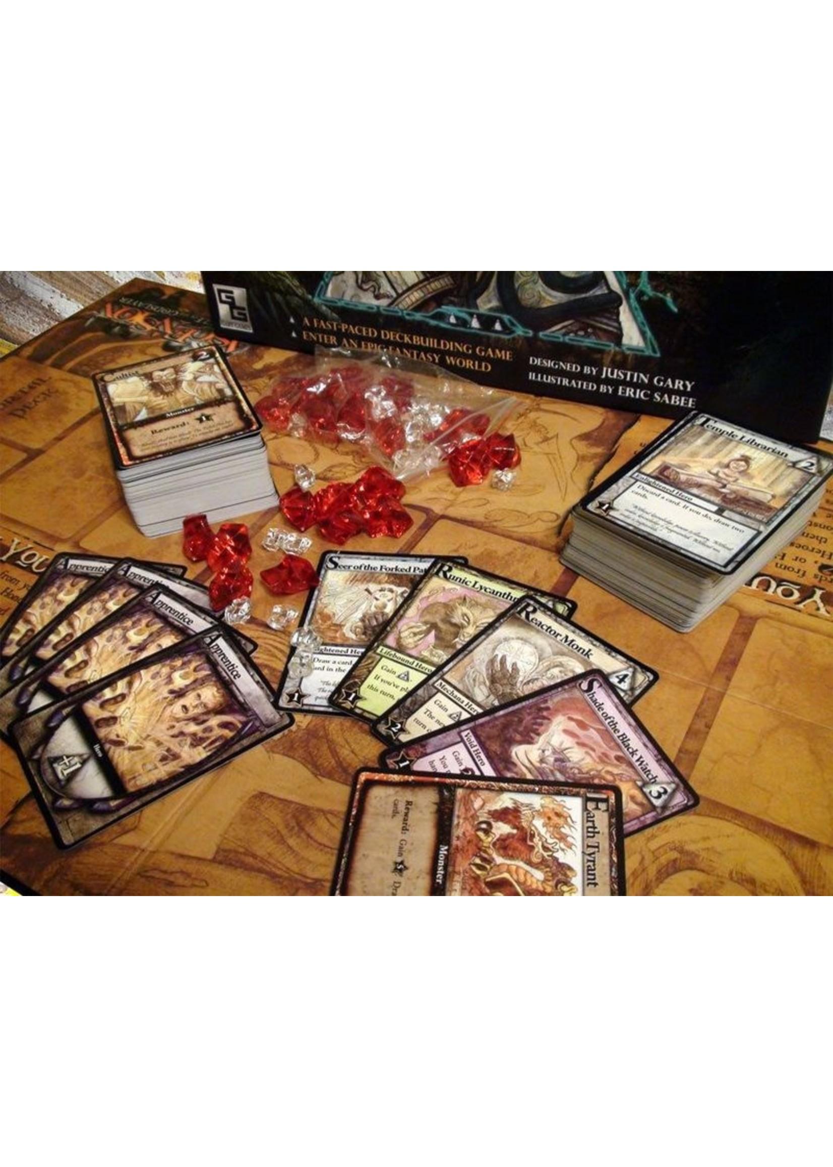 Ascension: 3rd Edition - A Fantasy Deckbuilding Game (Core Set)