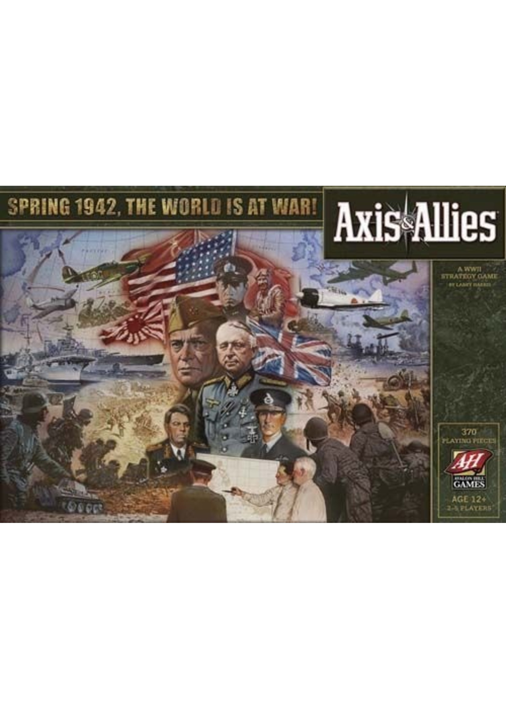 Axis and Allies 1942 (2nd Edition)