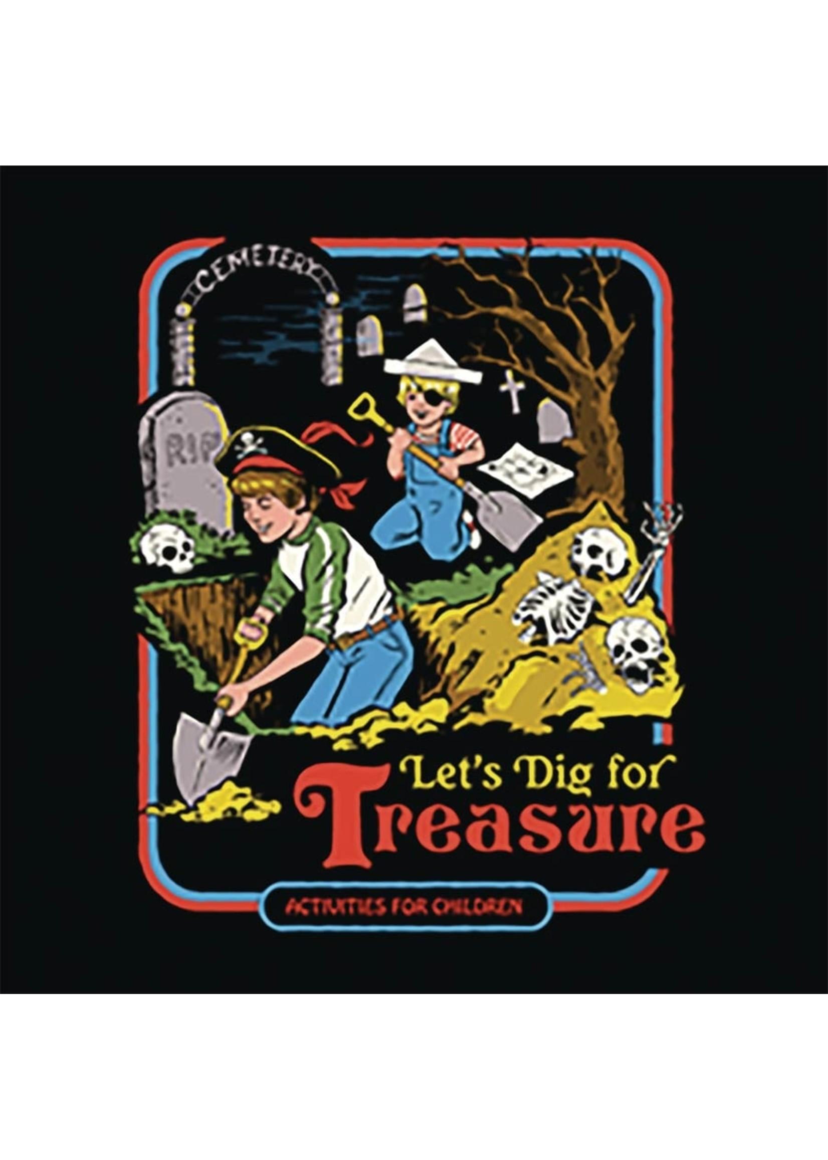 Let's Dig for Treaure - Steven Rhodes Collection