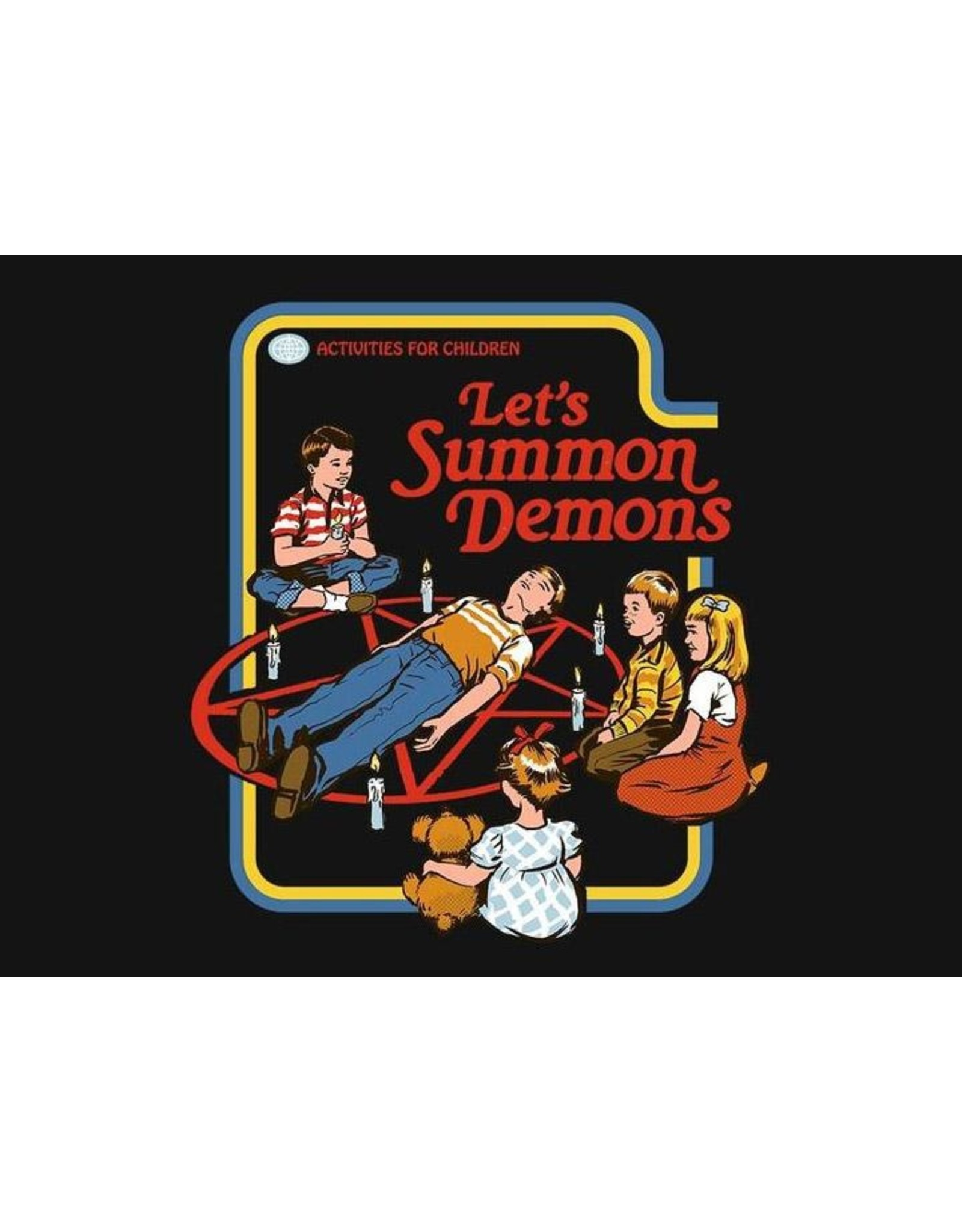 Let's Summon Demons - Steven Rhodes Collection