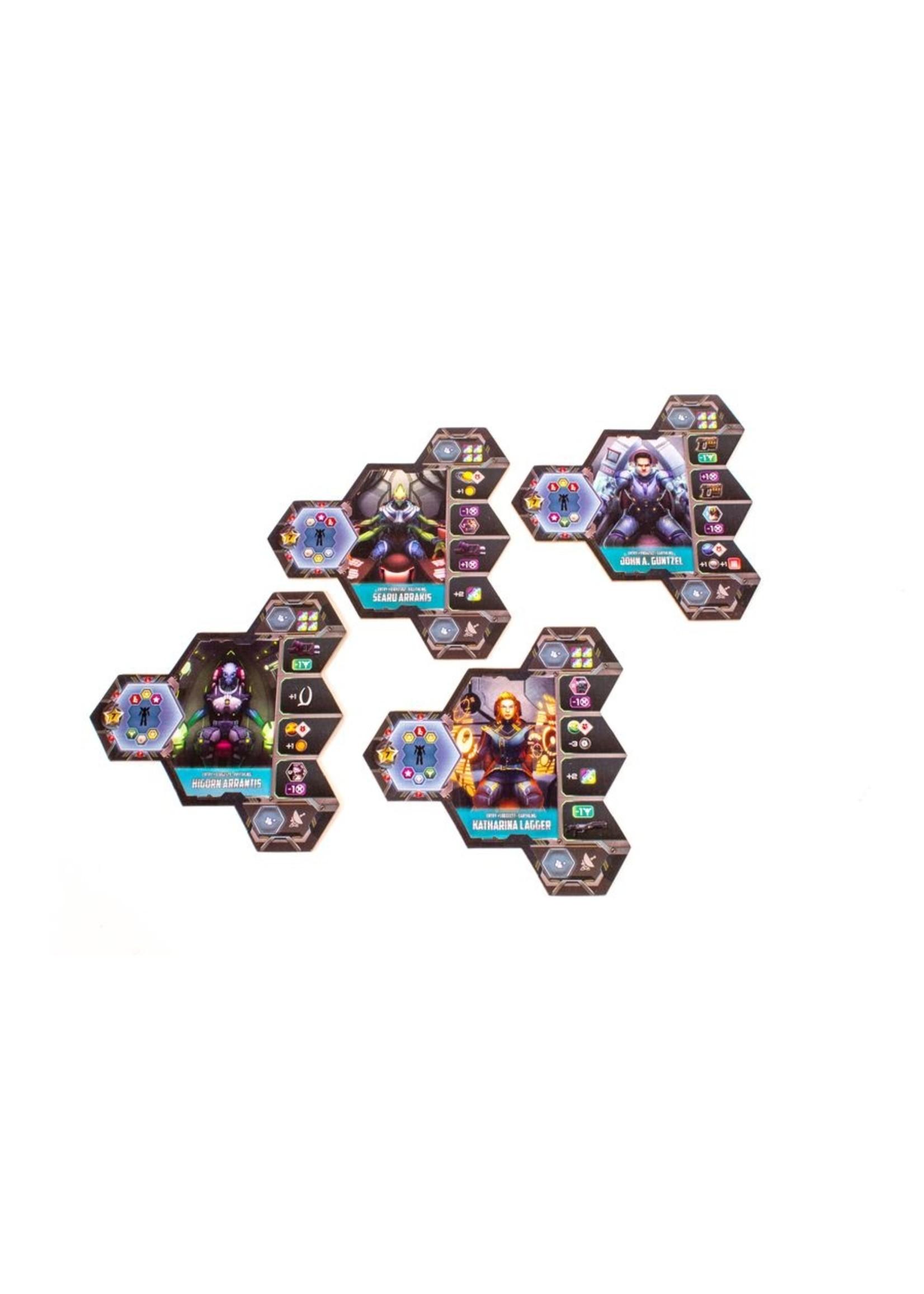 Galaxy Hunters