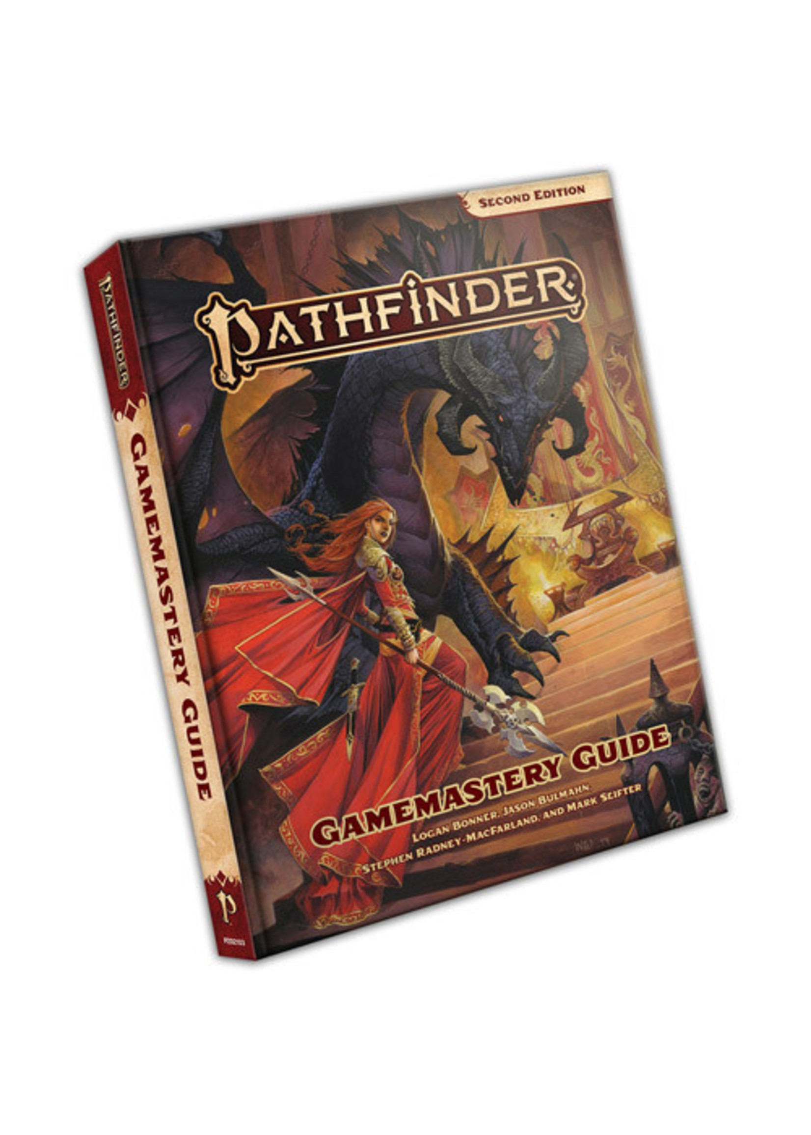 Pathfinder RPG: Gamemastery Guide Hardcover (P2)