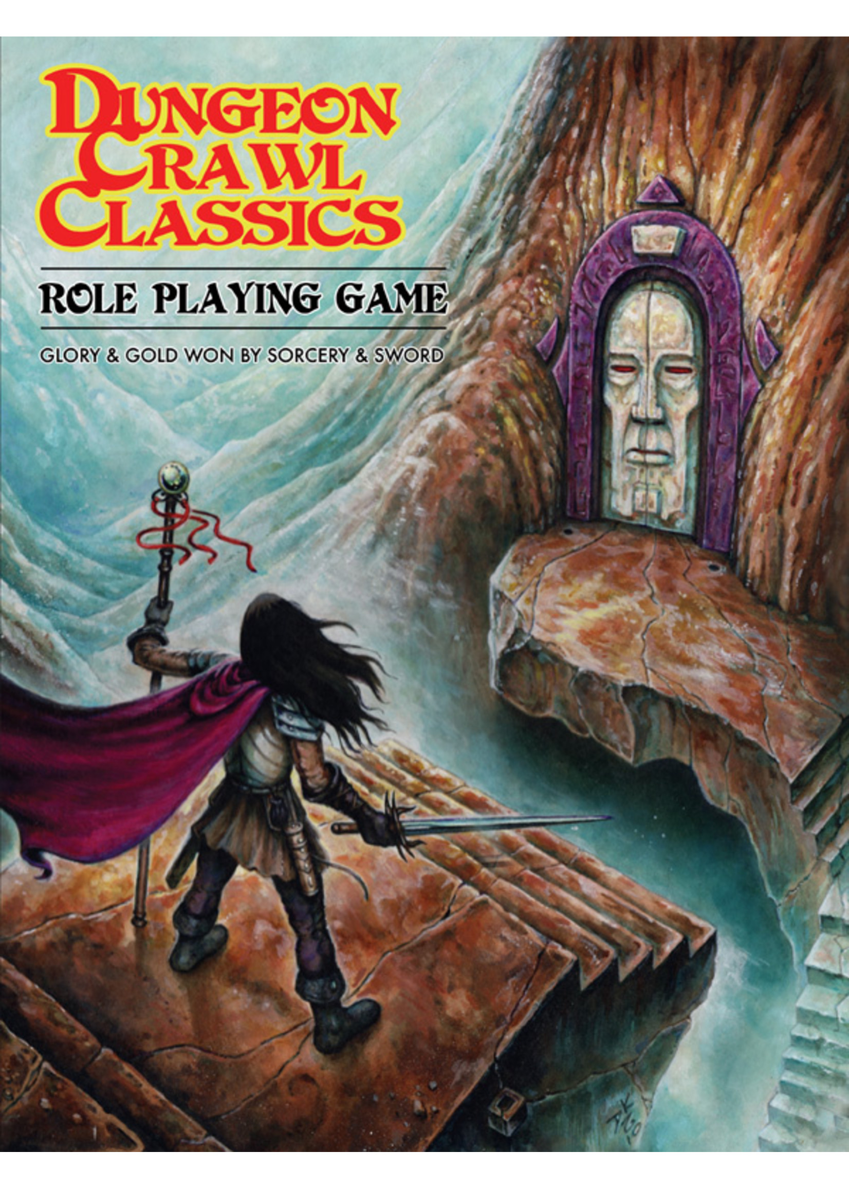 Dungeon Crawl Classics: Core Rules Hardcover
