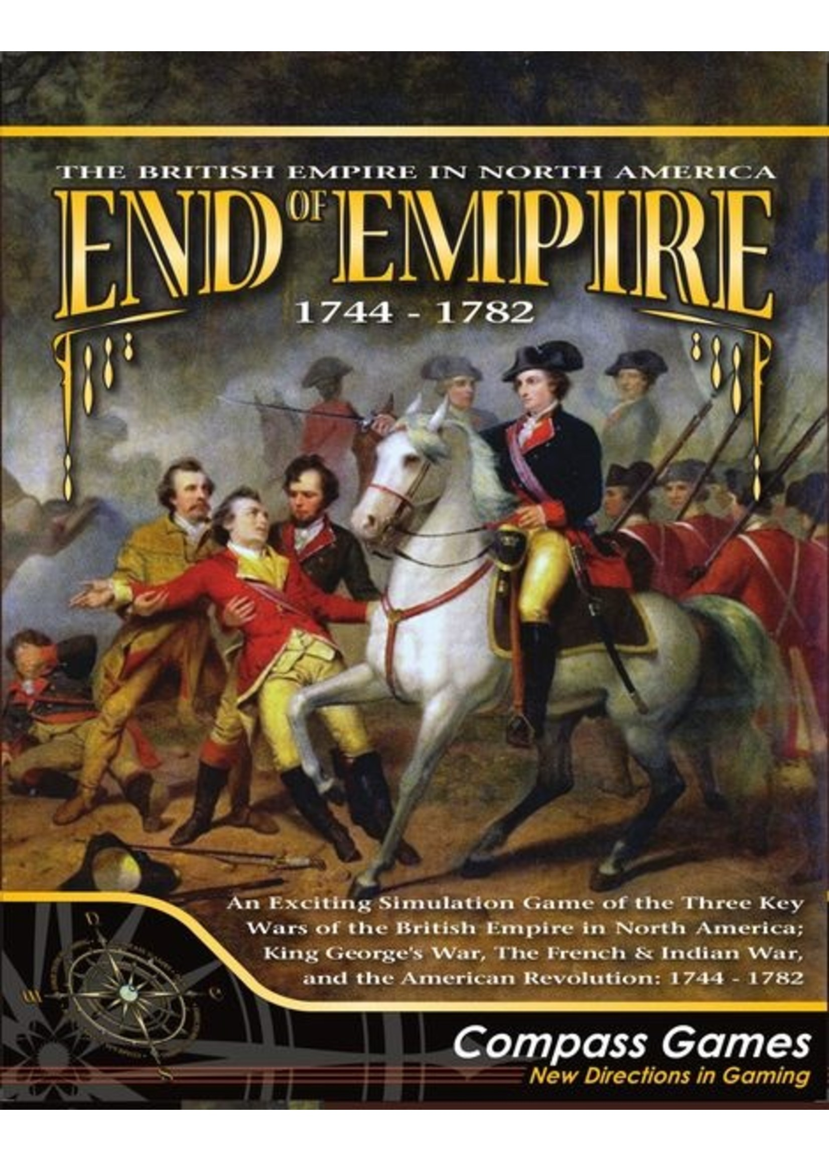 End of Empire 1744-1782