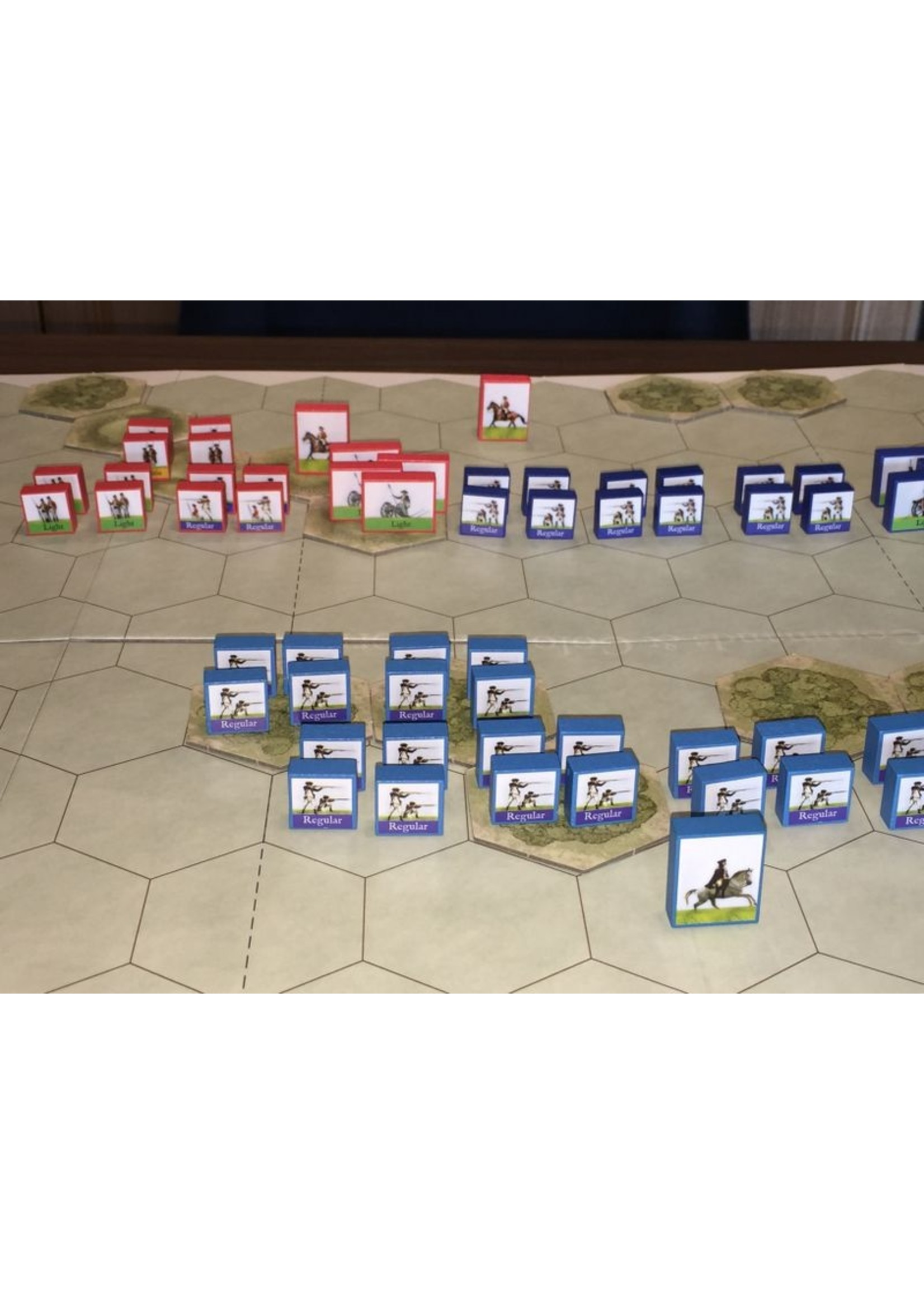 Commands and Colors: Tricorne