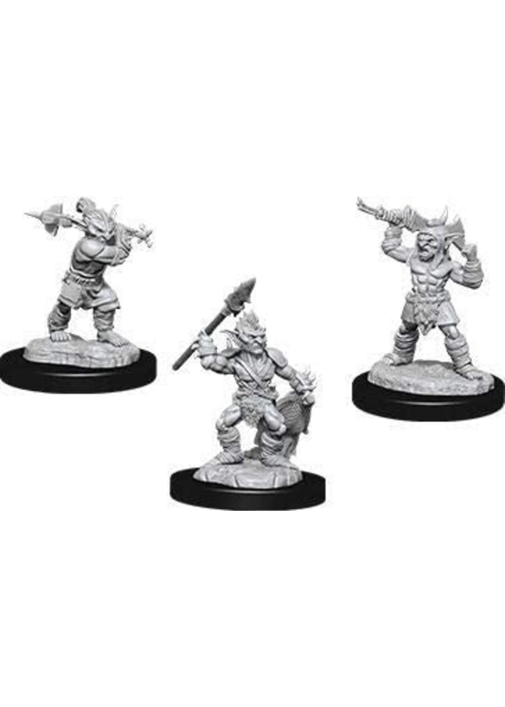 Dungeons & Dragons Nolzur`s Marvelous Unpainted Miniatures: W12 Goblins & Goblin Boss