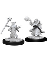 Dungeons & Dragons Nolzur`s Marvelous Unpainted Miniatures: W6 Male Gnome Wizard