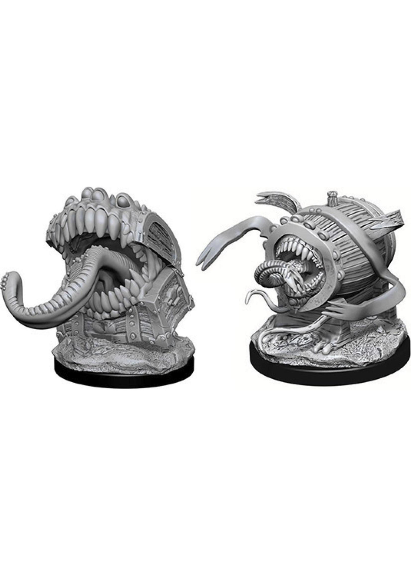 Dungeons & Dragons Nolzur`s Marvelous Unpainted Miniatures: W4 Mimics