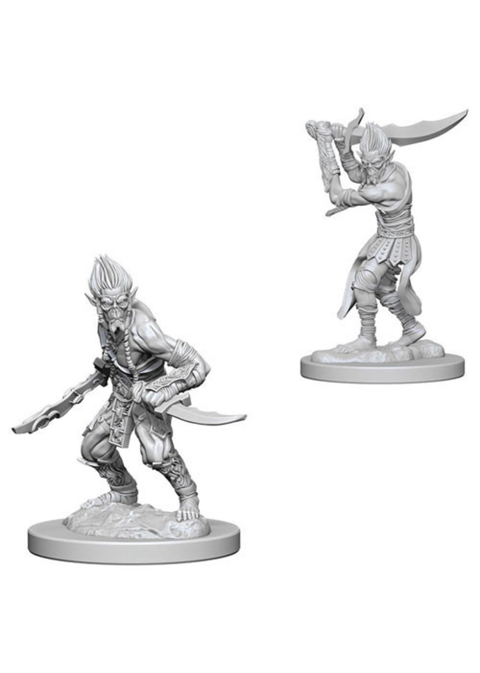 Dungeons & Dragons Nolzur`s Marvelous Unpainted Miniatures: W4 Githyanki