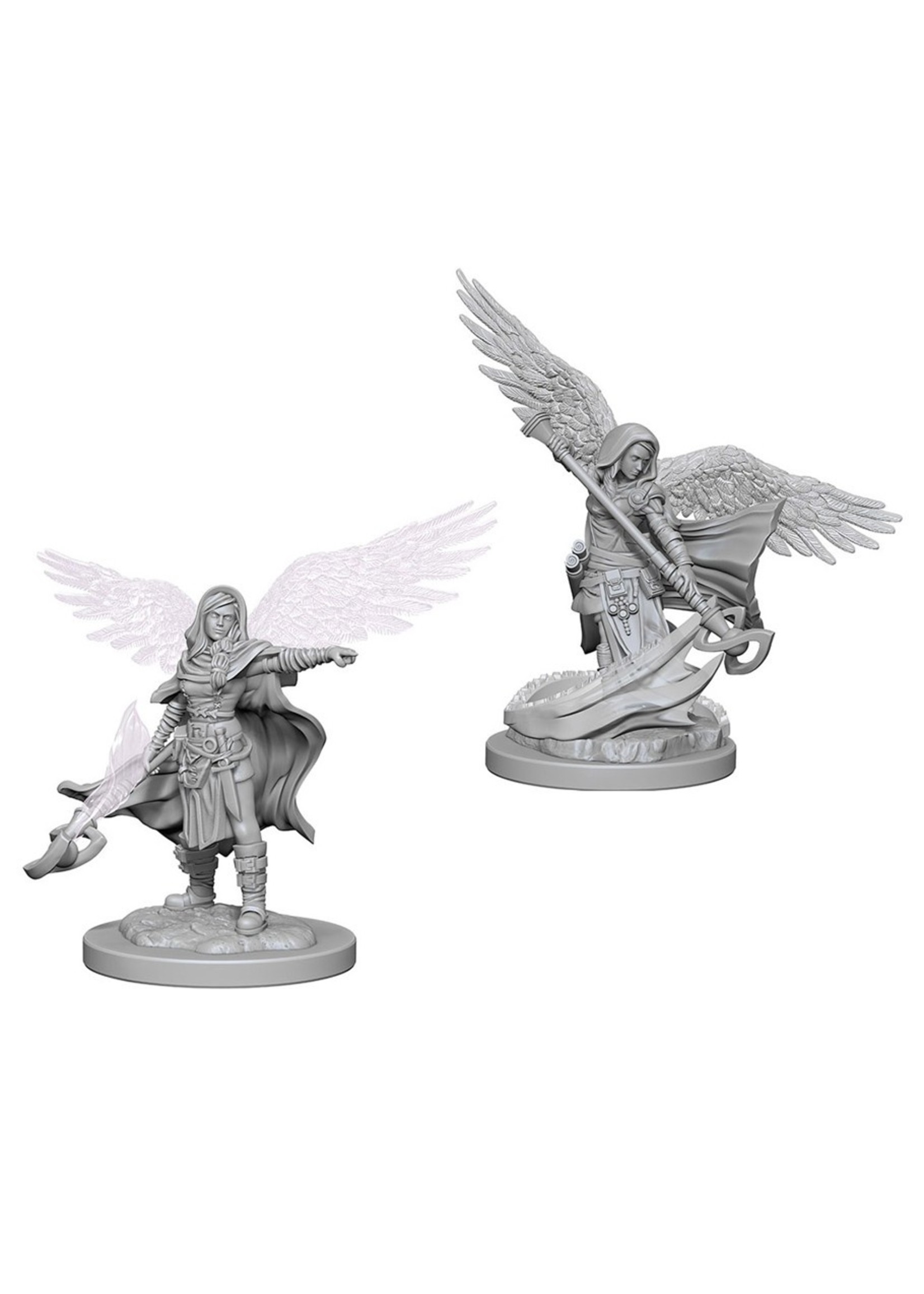 Dungeons & Dragons Nolzur`s Marvelous Unpainted Miniatures: W4 Aasimar Female Wizard