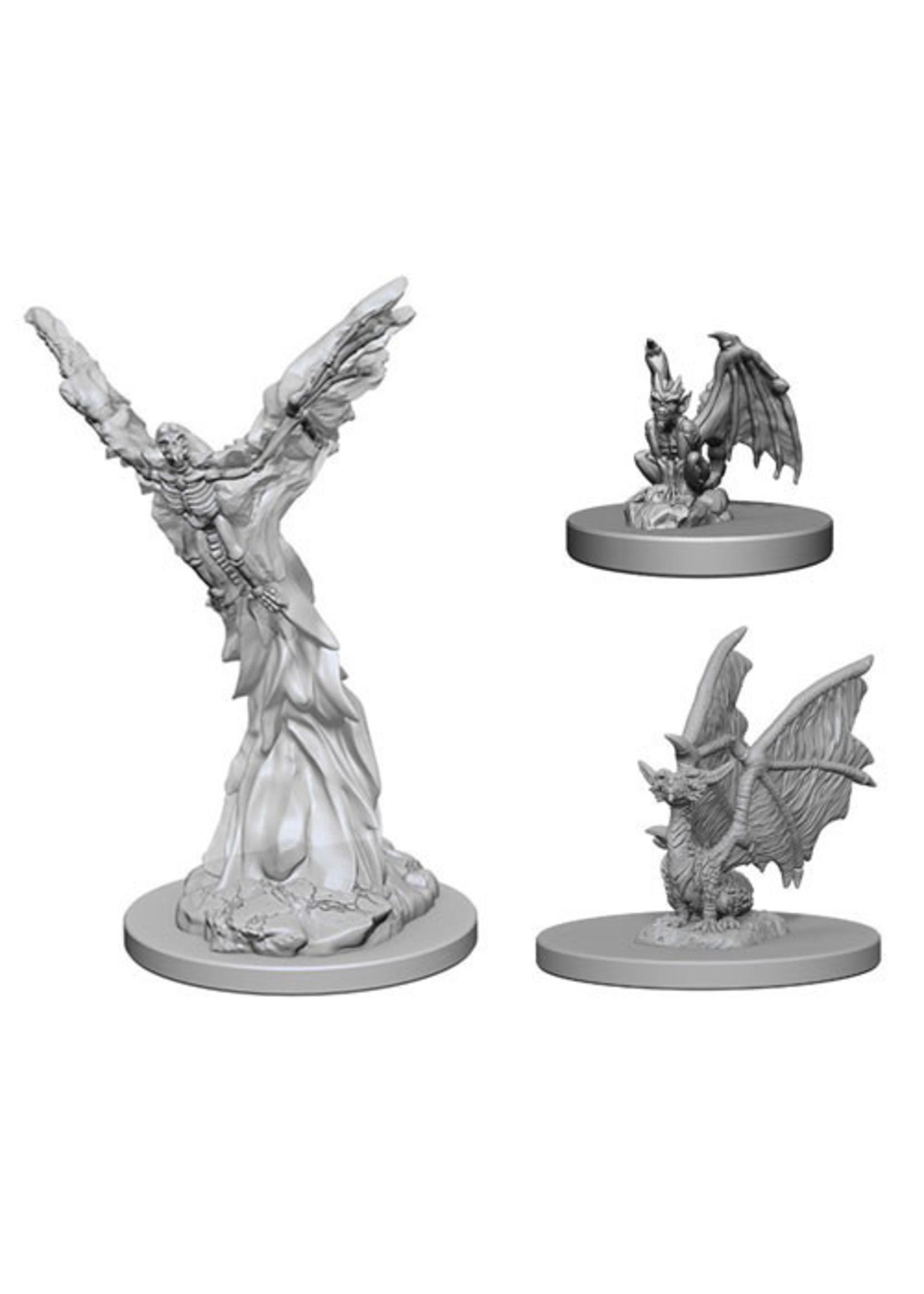 Dungeons & Dragons Nolzur`s Marvelous Unpainted Miniatures: W1 Familiars