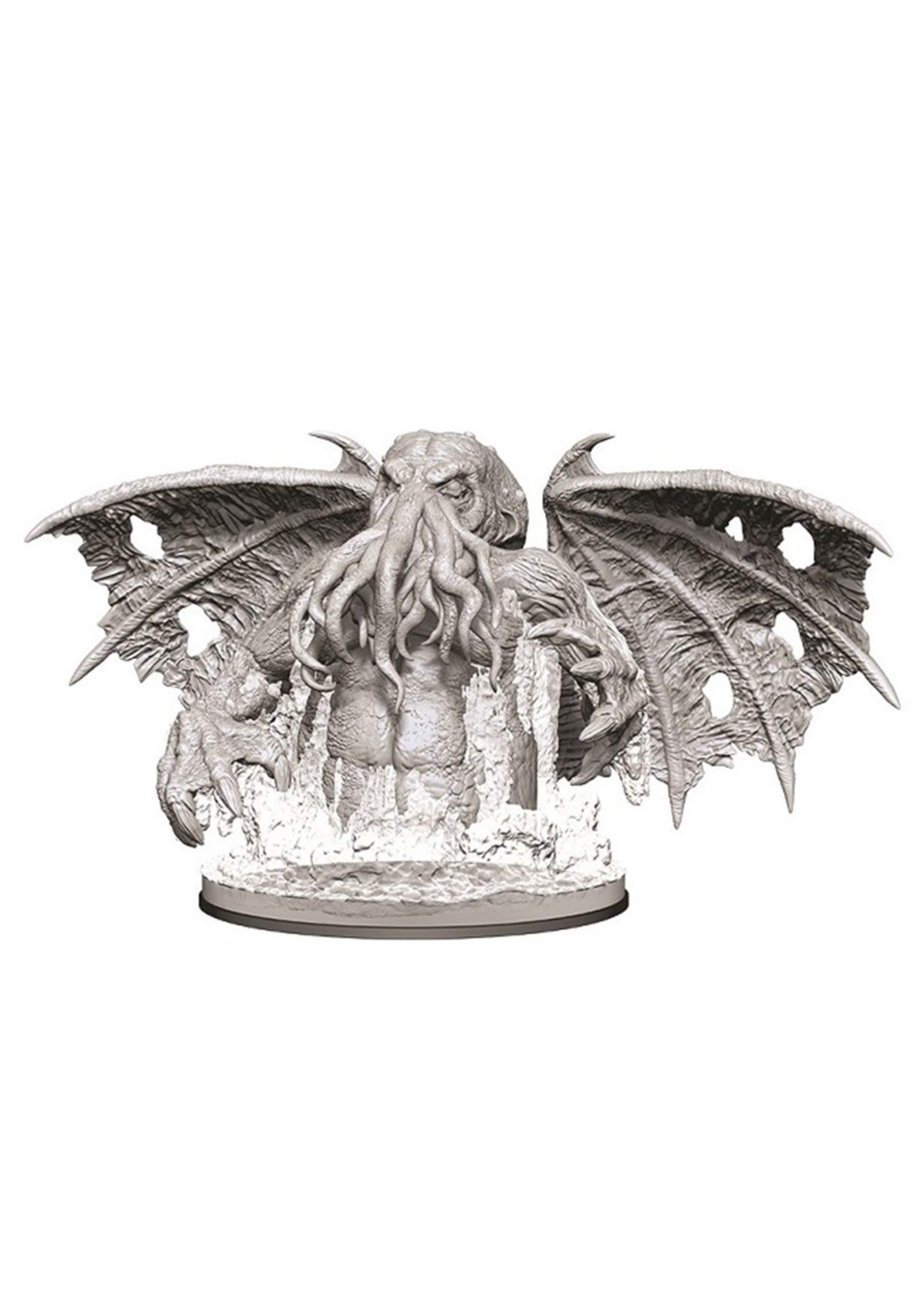 Pathfinder Deep Cuts Unpainted Miniatures: W9 Star-Spawn of Cthulhu