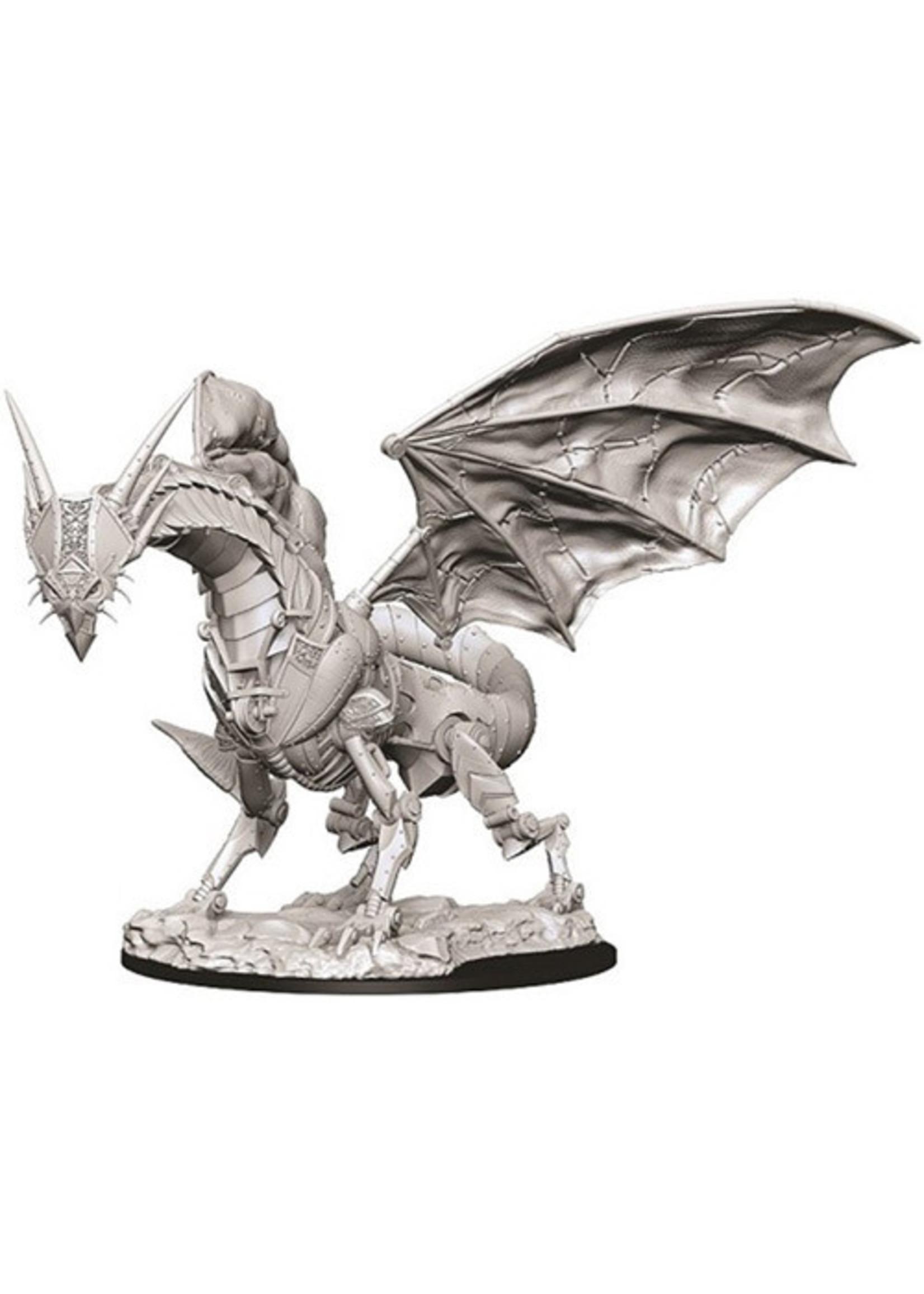 Pathfinder Deep Cuts Unpainted Miniatures: W9 Clockwork Dragon