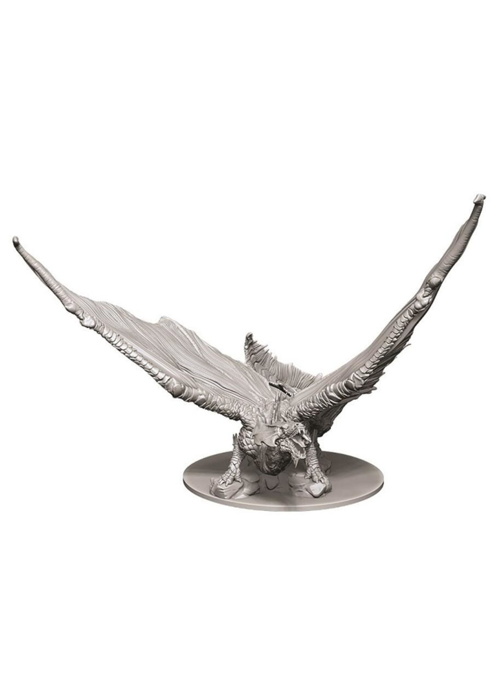 Dungeons & Dragons Nolzur`s Marvelous Unpainted Miniatures: W9 Young Brass Dragon