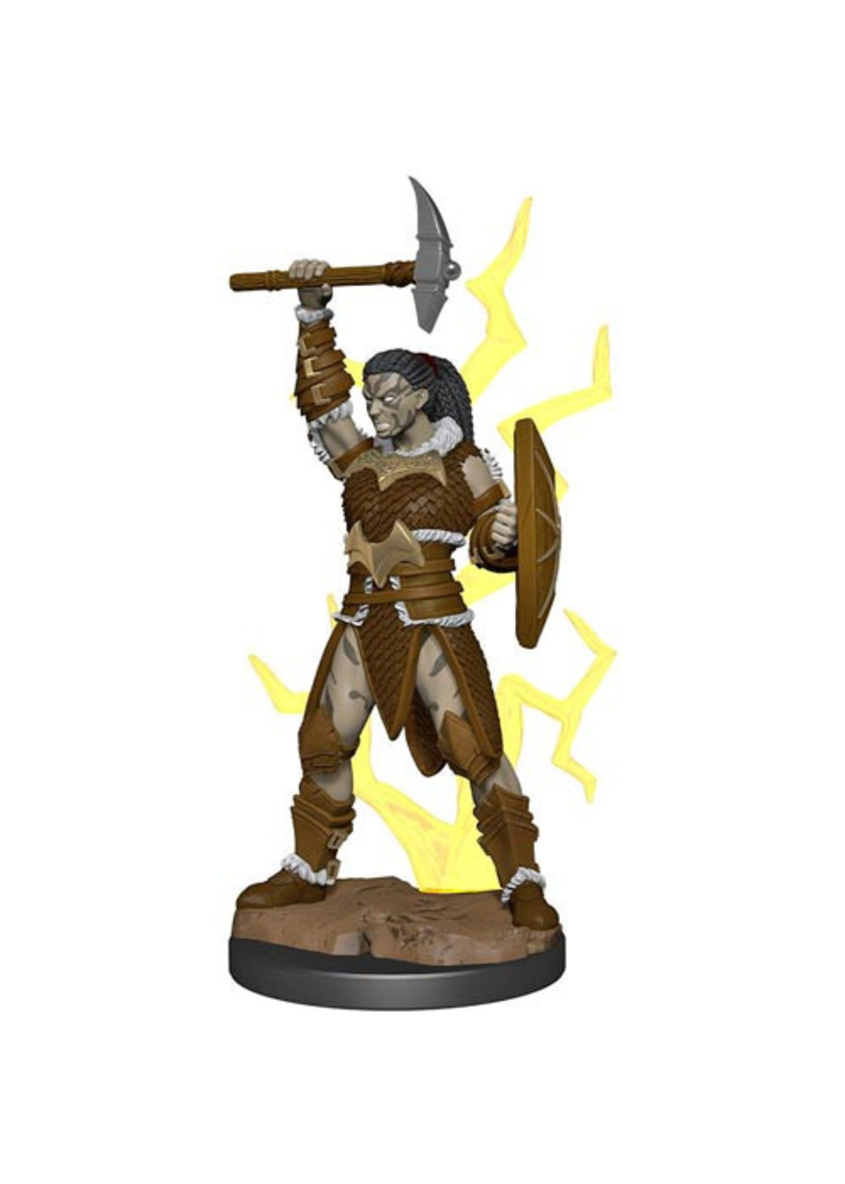 Dungeons & Dragons Fantasy Miniatures: Icons of the Realms Premium Figures W5 Goliath Barbarian Female