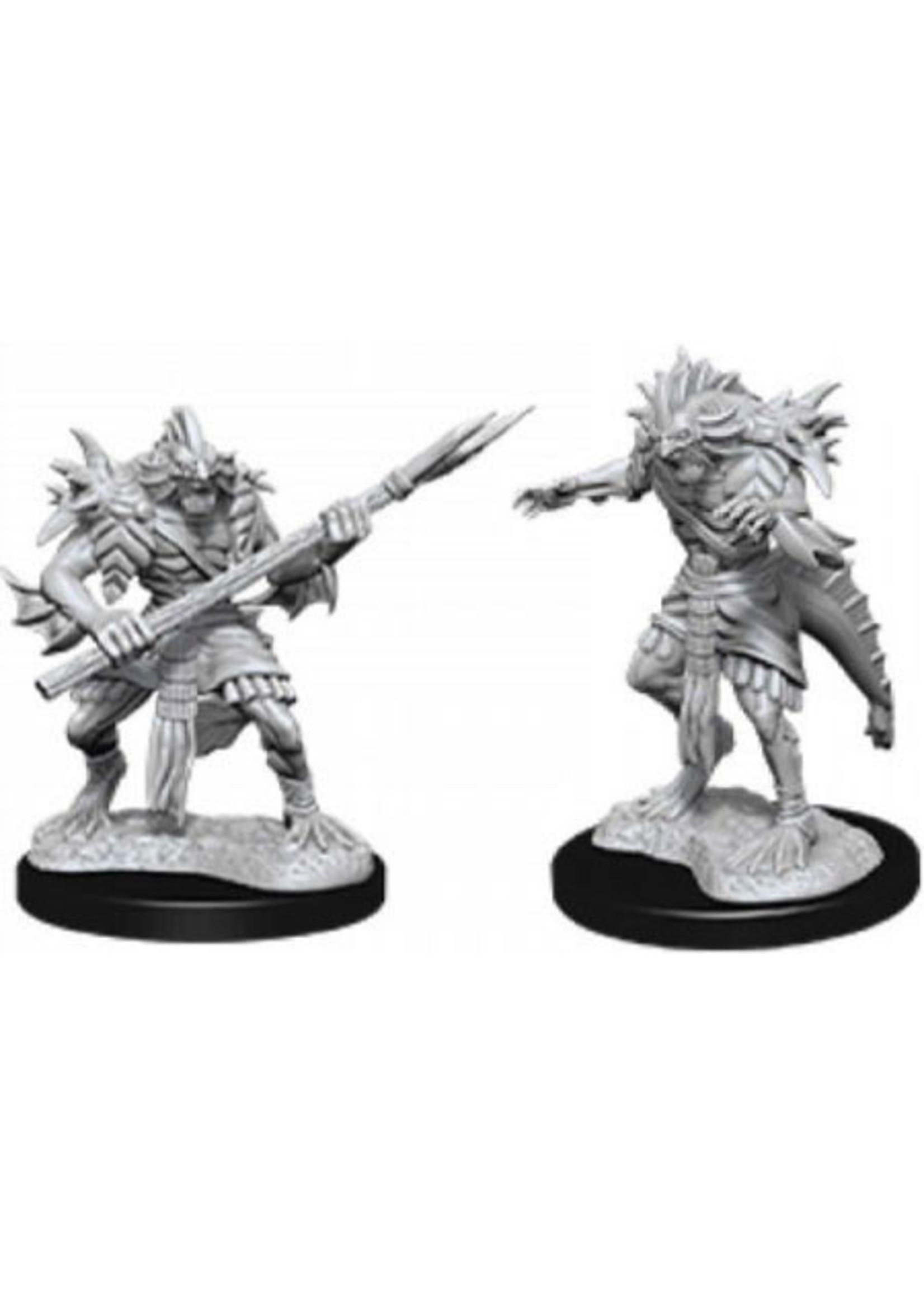 Dungeons & Dragons Nolzur`s Marvelous Unpainted Miniatures: W12 Sahuagin