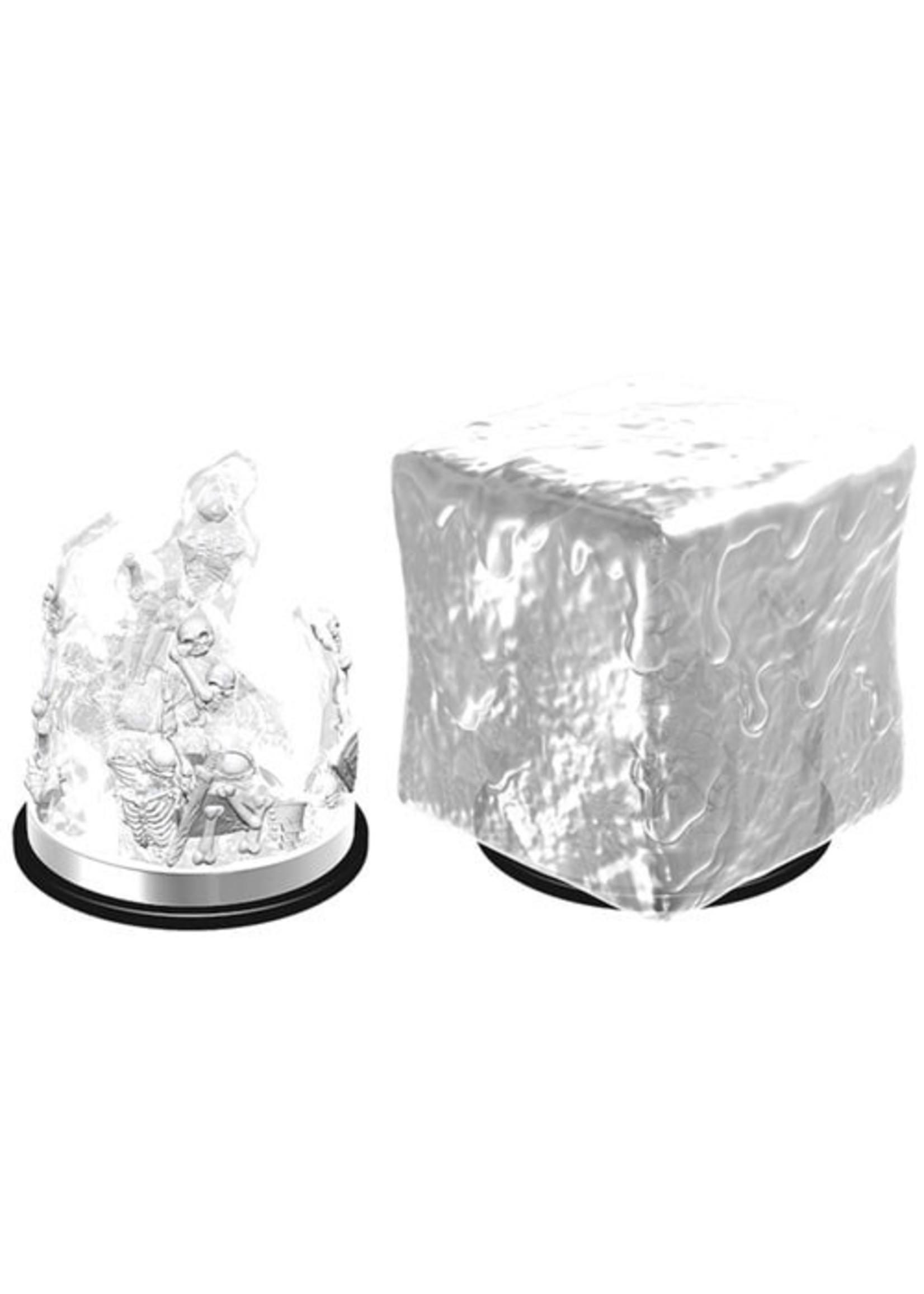 Dungeons & Dragons Nolzur`s Marvelous Unpainted Miniatures: W6 Gelatinous Cube