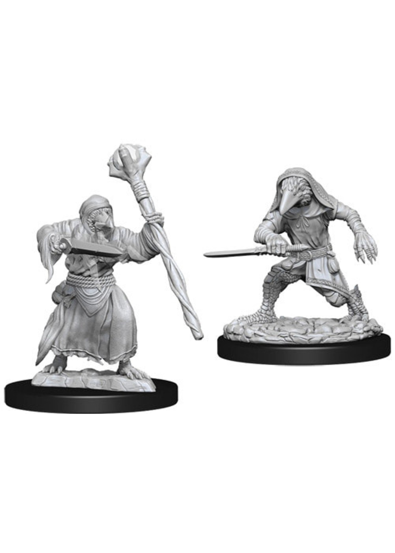 Dungeons & Dragons Nolzur`s Marvelous Unpainted Miniatures: W10 Kenku Adventurers