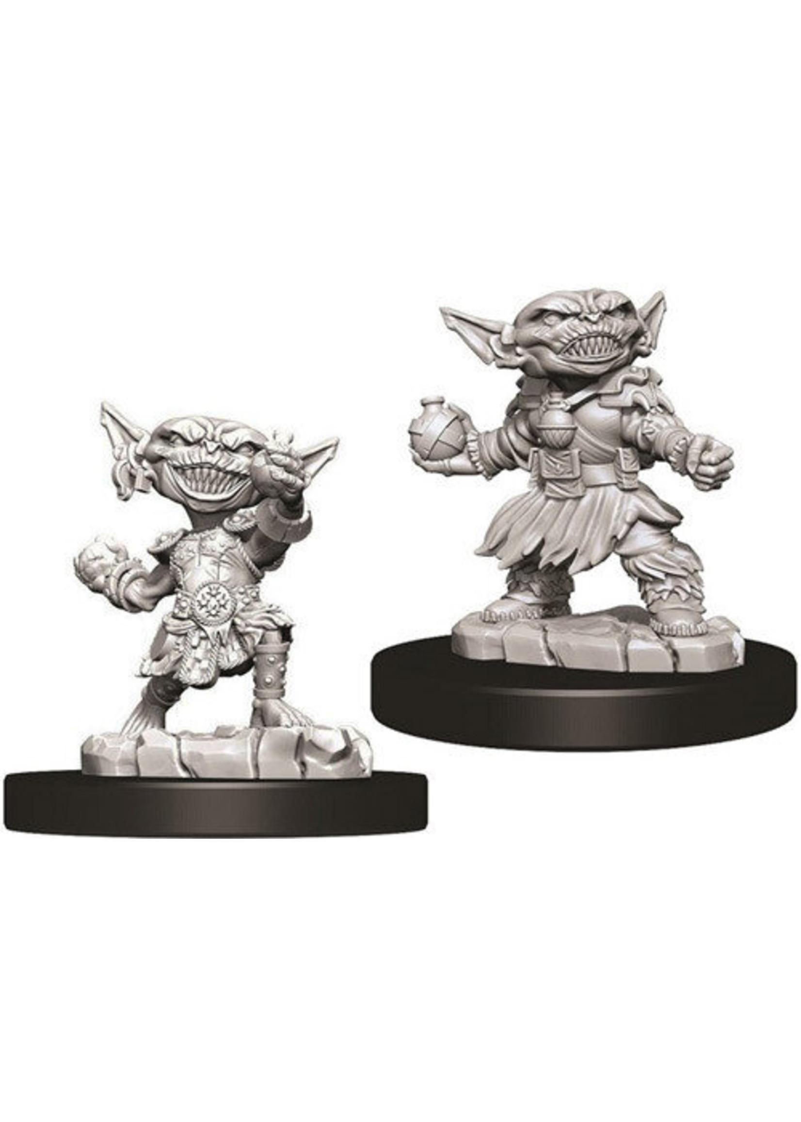 Pathfinder Deep Cuts Unpainted Miniatures: W9 Female Goblin Alchemist