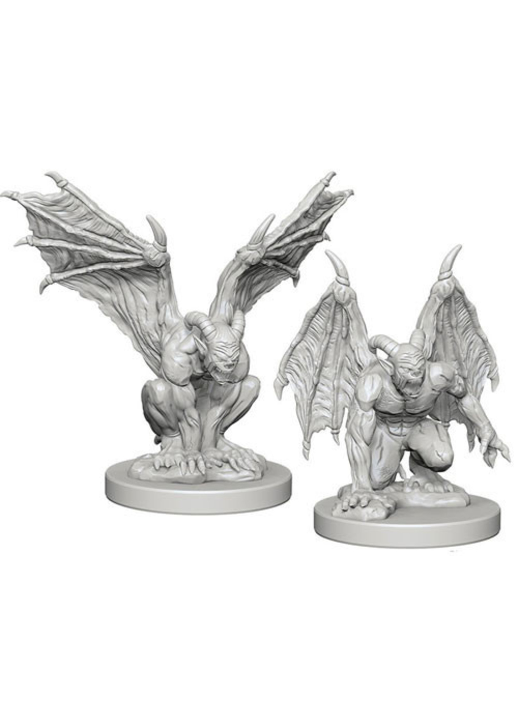 Dungeons & Dragons Nolzur`s Marvelous Unpainted Miniatures: W1 Gargoyles