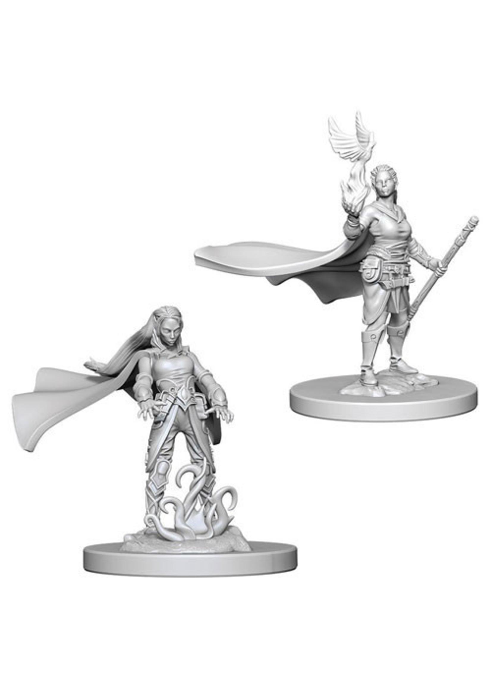 Dungeons & Dragons Nolzur`s Marvelous Unpainted Miniatures: W4 Elf Female Druid