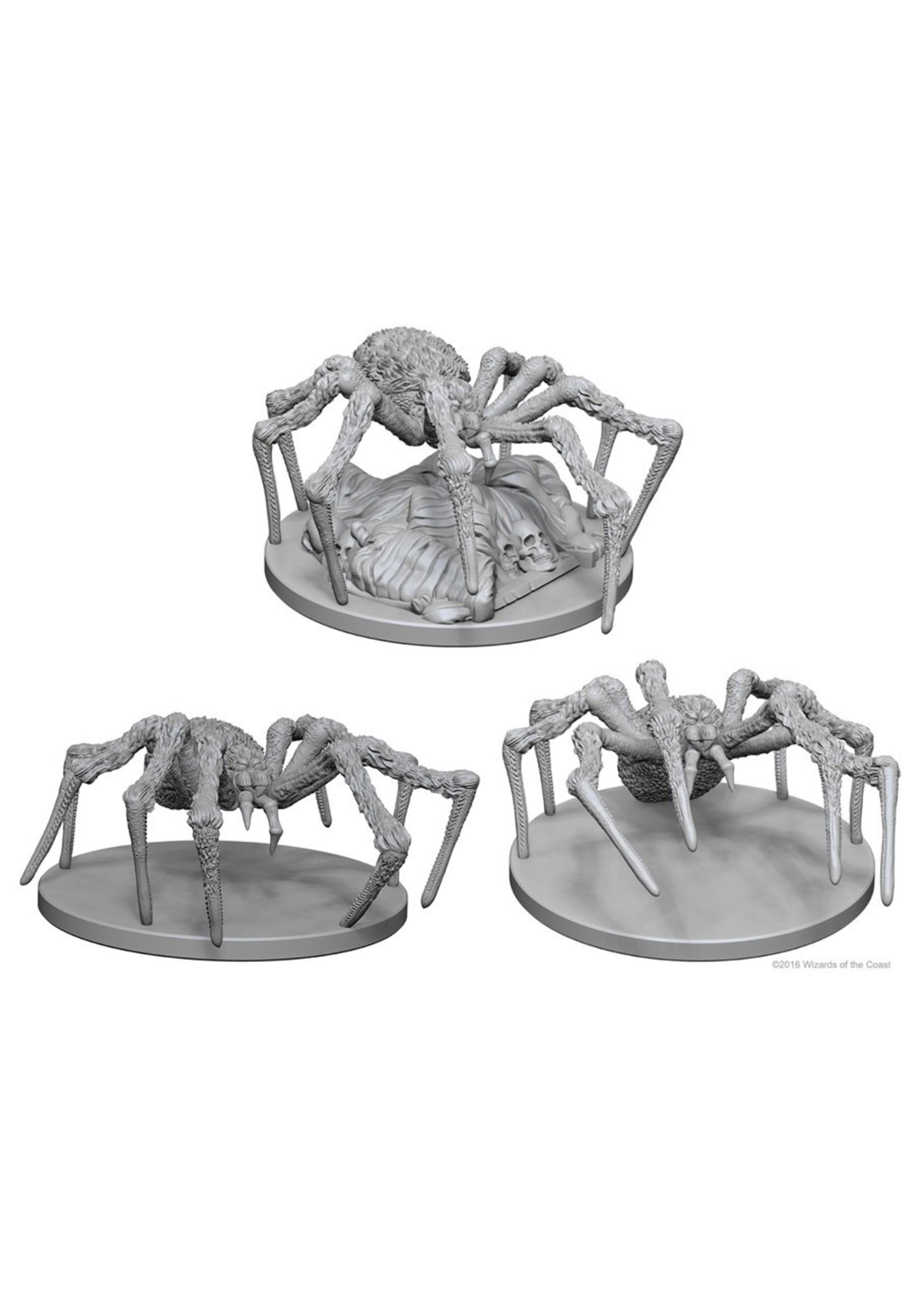 Dungeons & Dragons Nolzur`s Marvelous Unpainted Miniatures: W1 Spiders