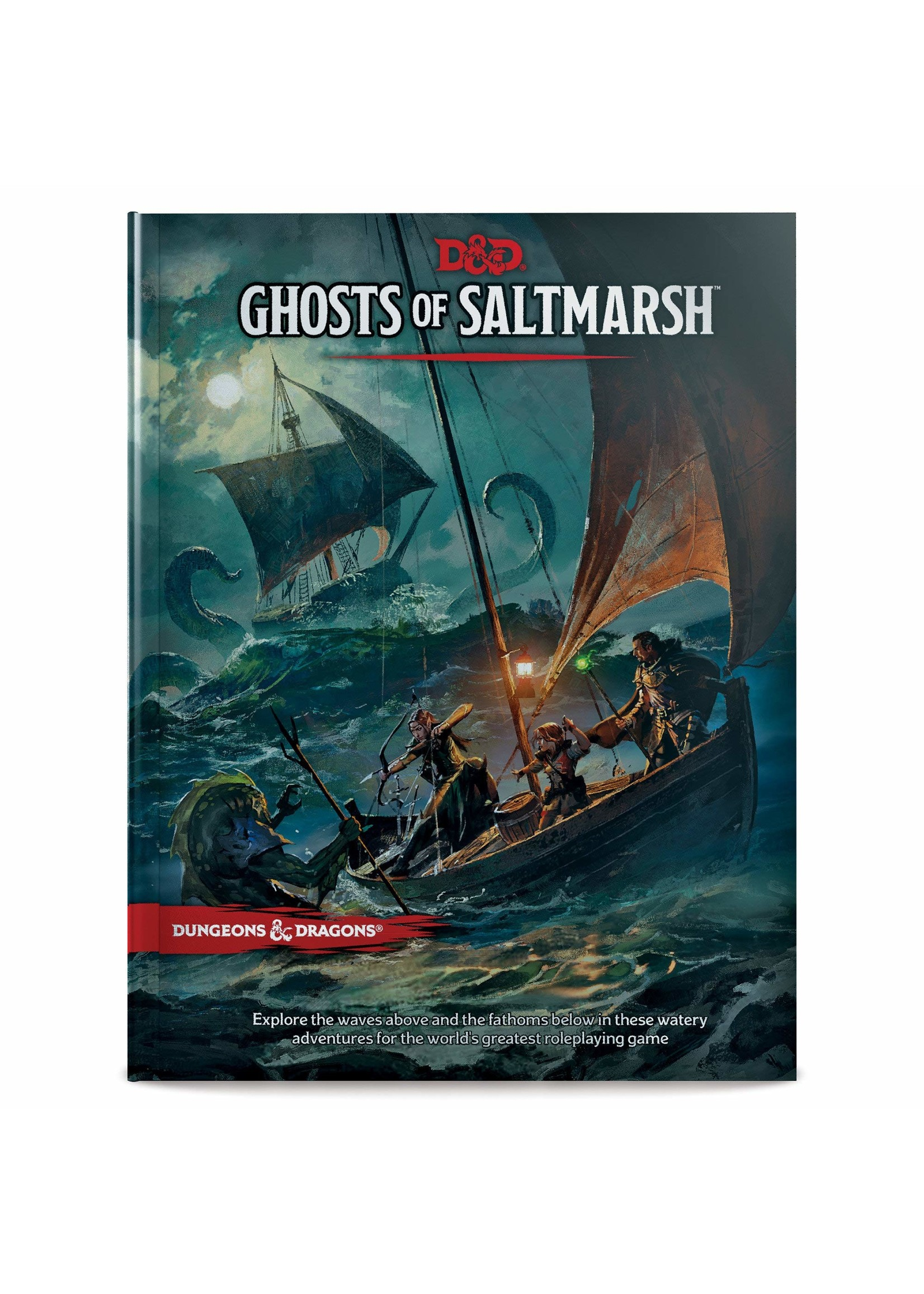 Dungeons and Dragons RPG: Ghosts of Saltmarsh